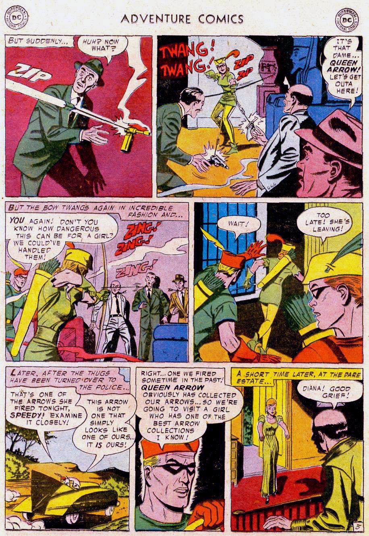 Read online Adventure Comics (1938) comic -  Issue #241 - 21