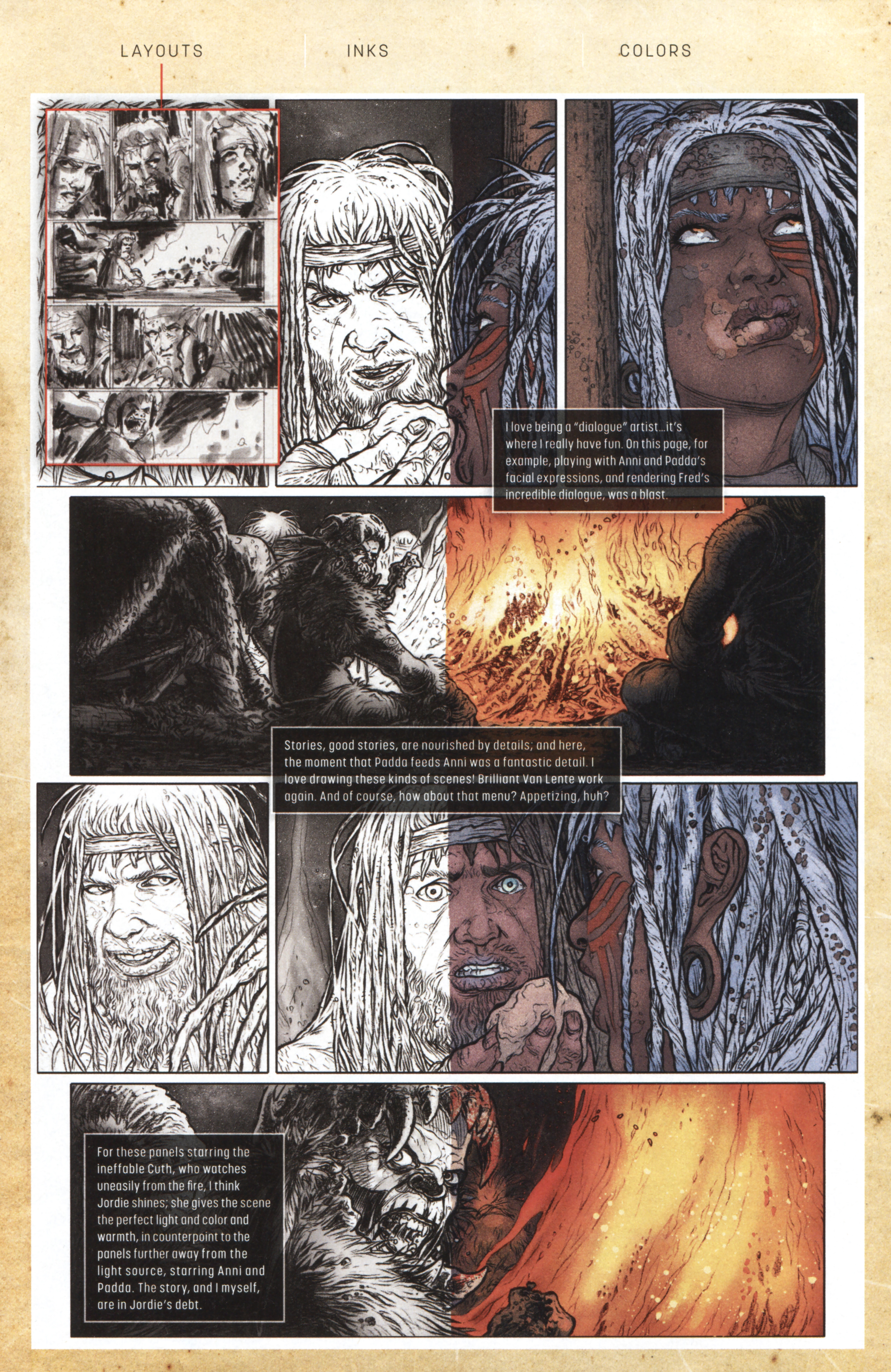 Read online Book of Death: Legends of the Geomancer comic -  Issue #1 - 23