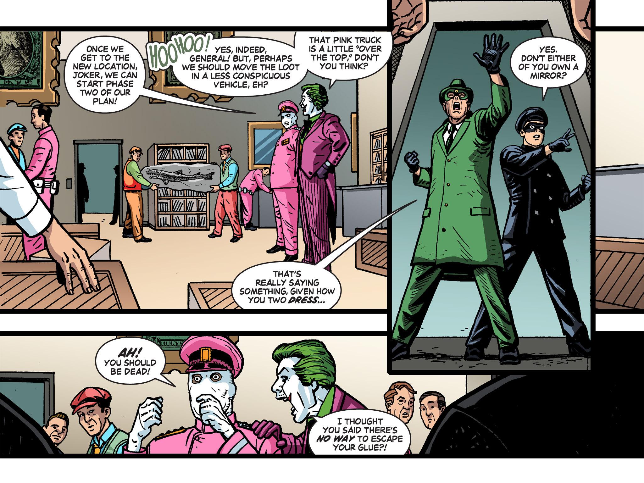 Read online Batman '66 Meets the Green Hornet [II] comic -  Issue #4 - 92