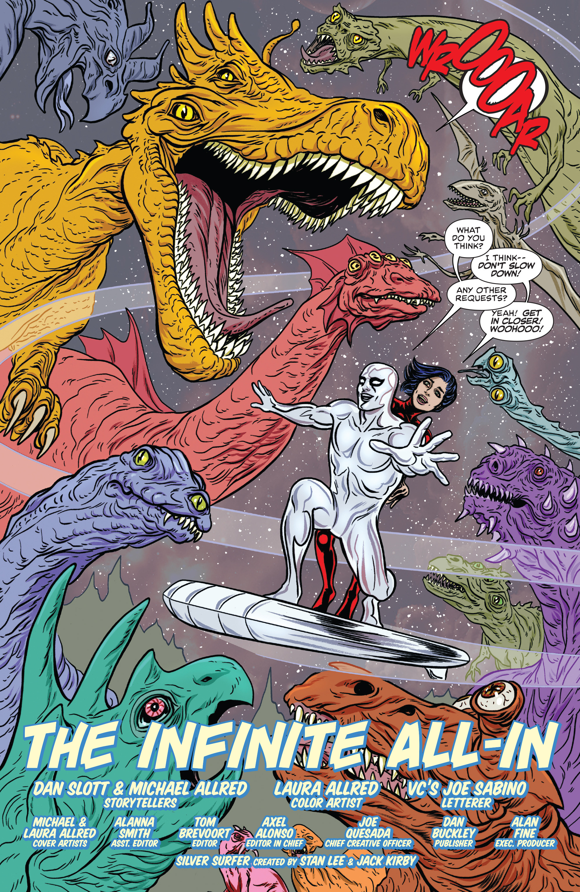 Read online Silver Surfer (2016) comic -  Issue #7 - 20