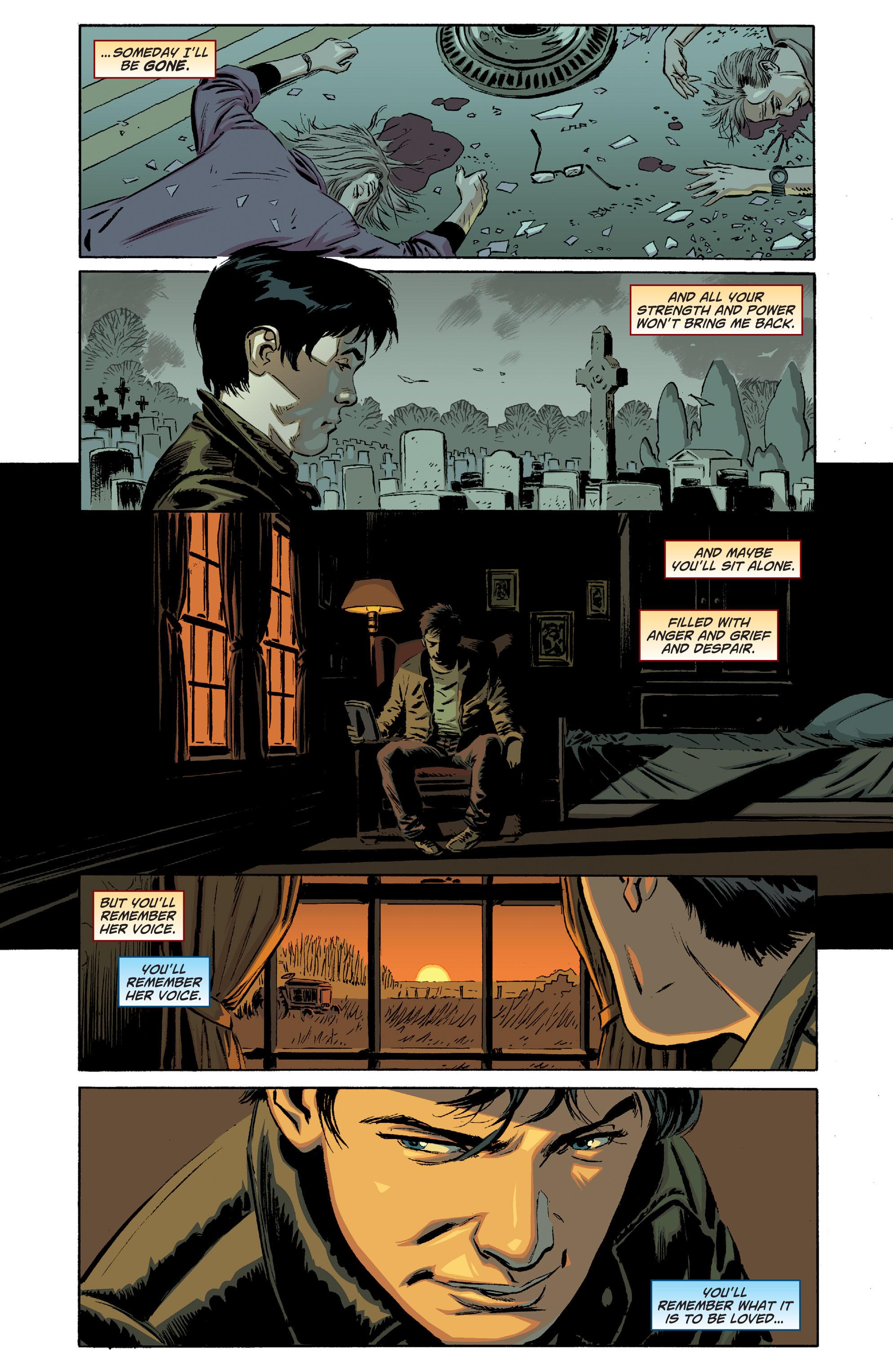 Read online Secret Origins (2014) comic -  Issue #1 - 11