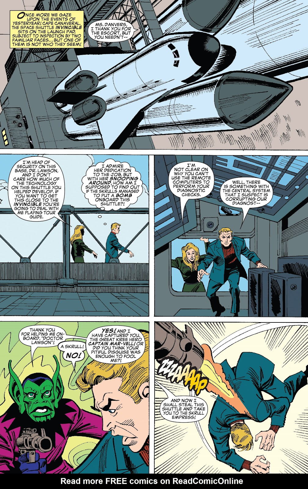 Read online Secret Invasion: Rise of the Skrulls comic -  Issue # TPB (Part 4) - 92