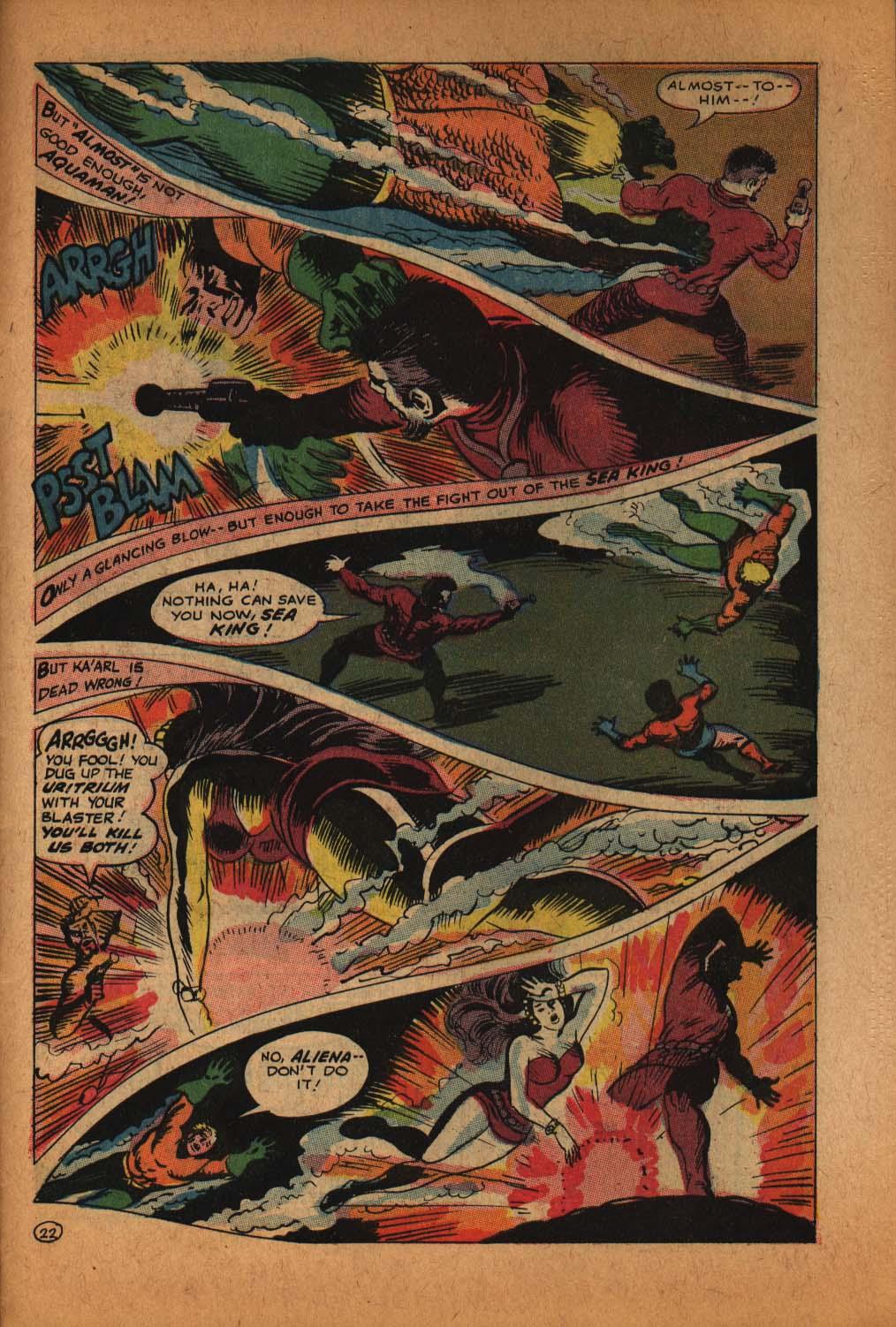 Read online Aquaman (1962) comic -  Issue #39 - 32