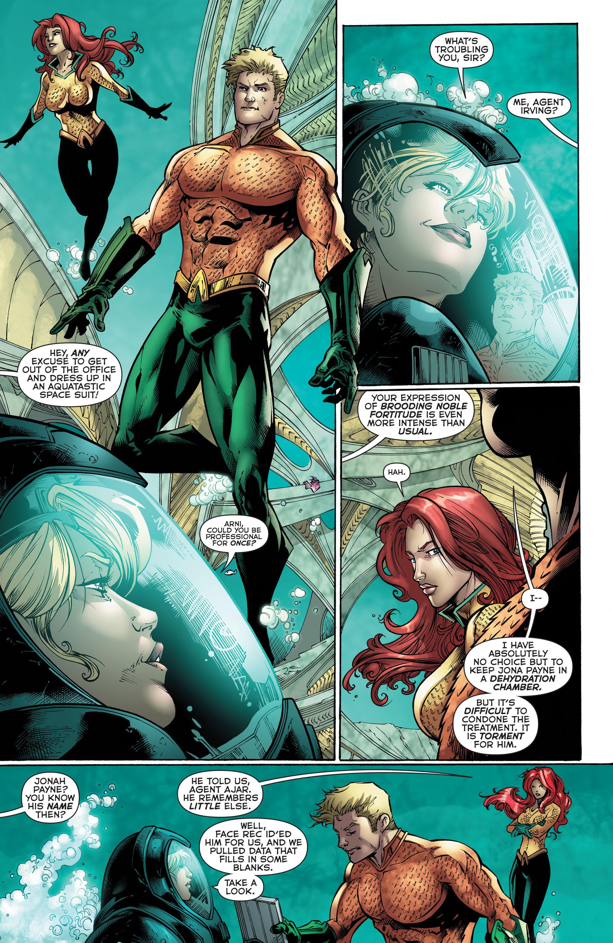 Read online Aquaman (2011) comic -  Issue #51 - 11