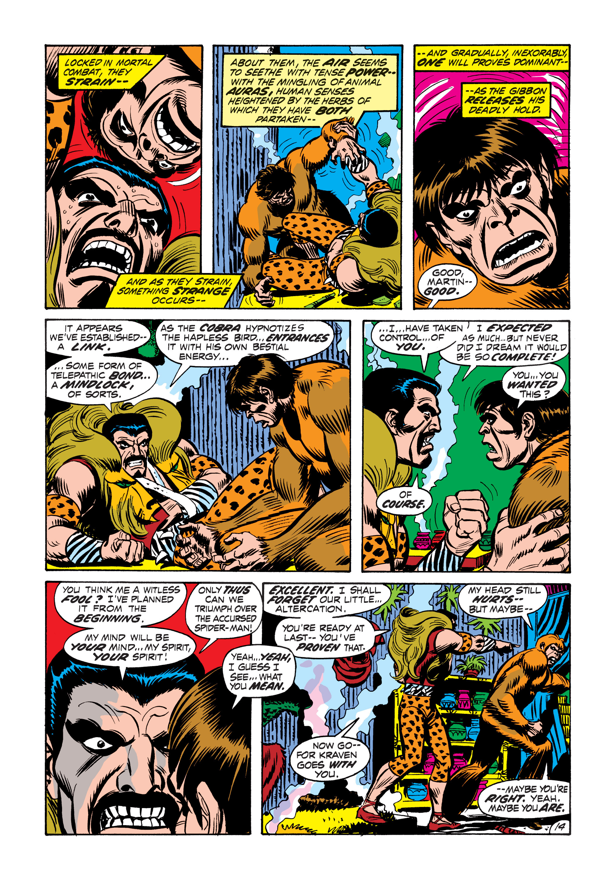 The Amazing Spider-Man (1963) 111 Page 14