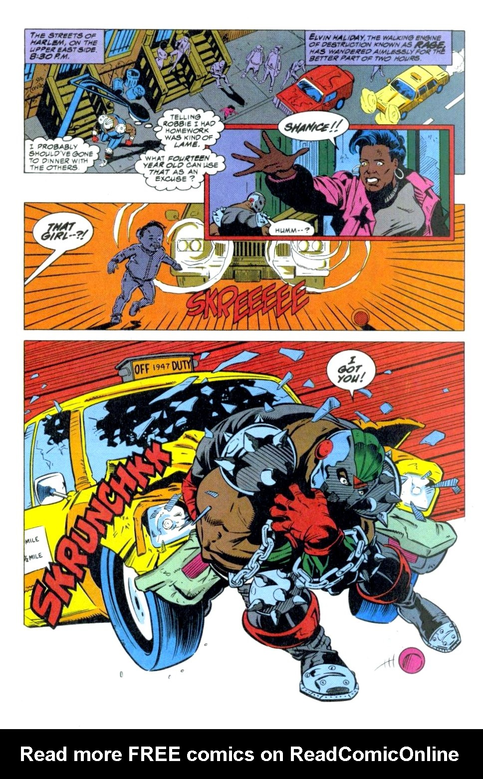 The New Warriors Issue #47 #51 - English 10