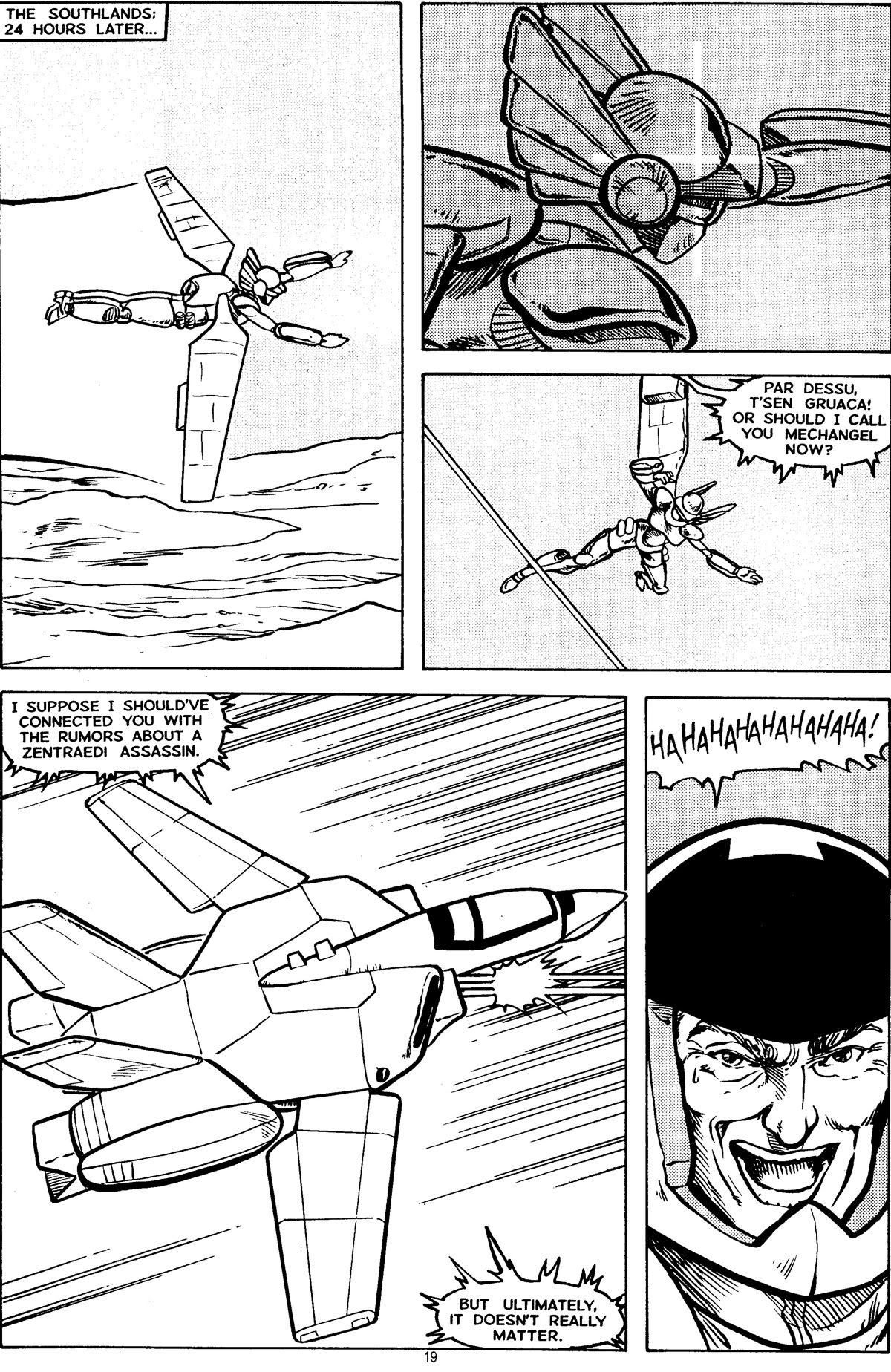Robotech MechAngel issue 3 - Page 25
