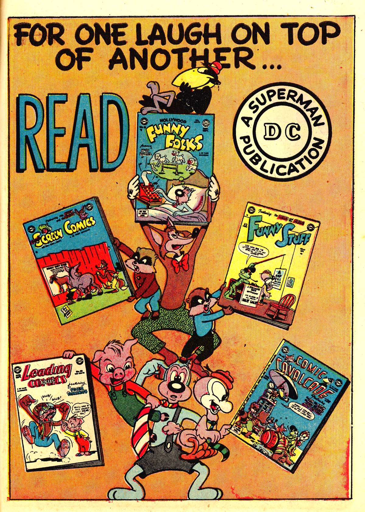 Read online Animal Antics comic -  Issue #22 - 45