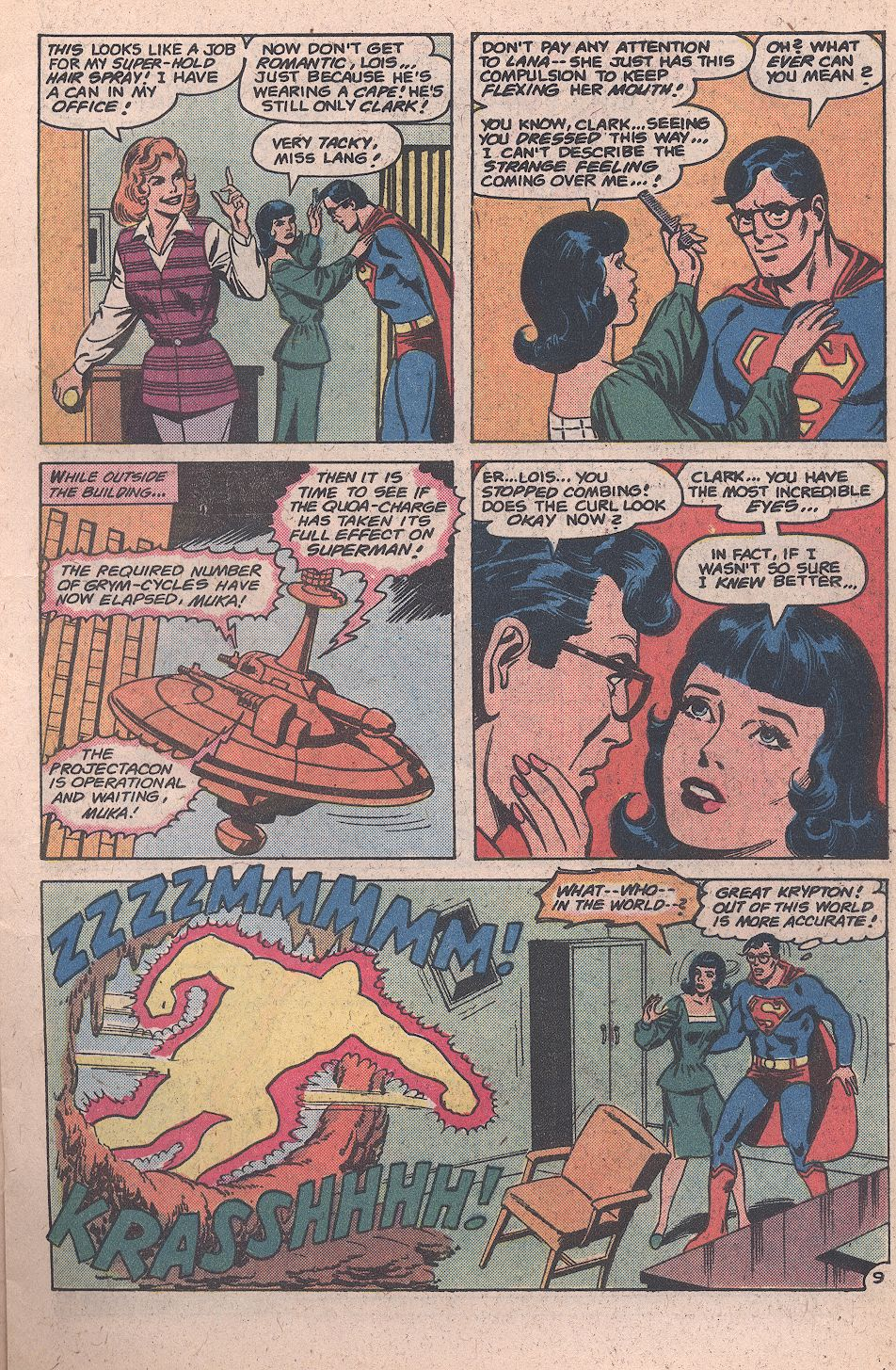 Read online Action Comics (1938) comic -  Issue #501 - 15