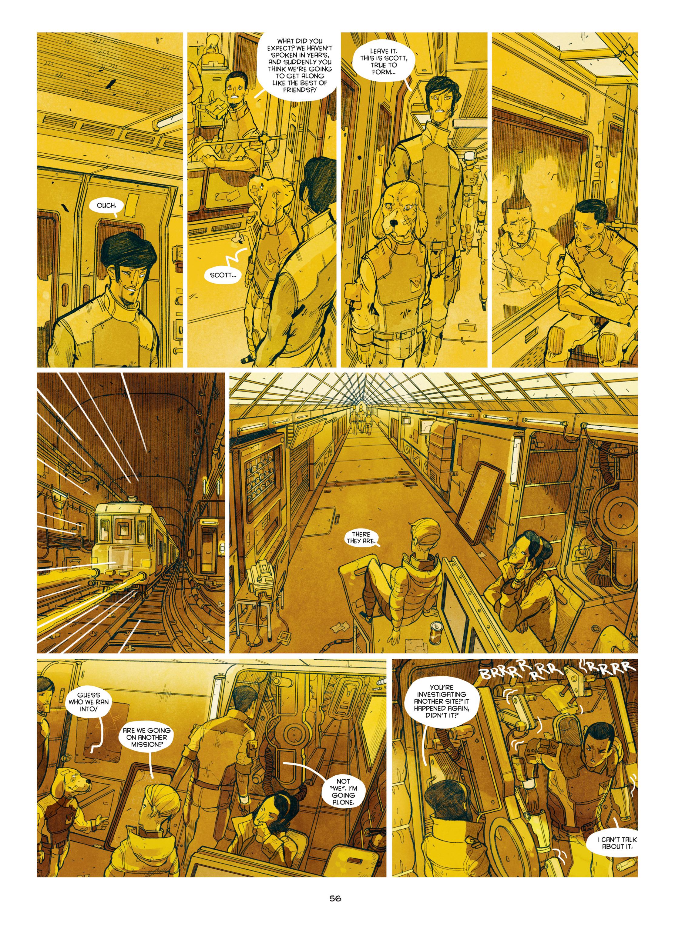 Read online Shangri-La comic -  Issue # Full - 57