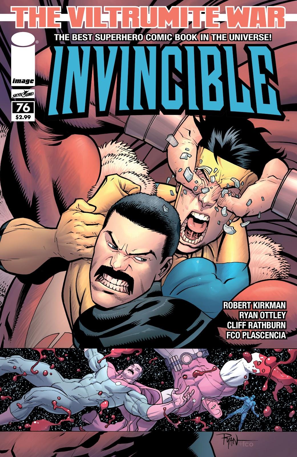 Invincible (2003) 76 Page 1