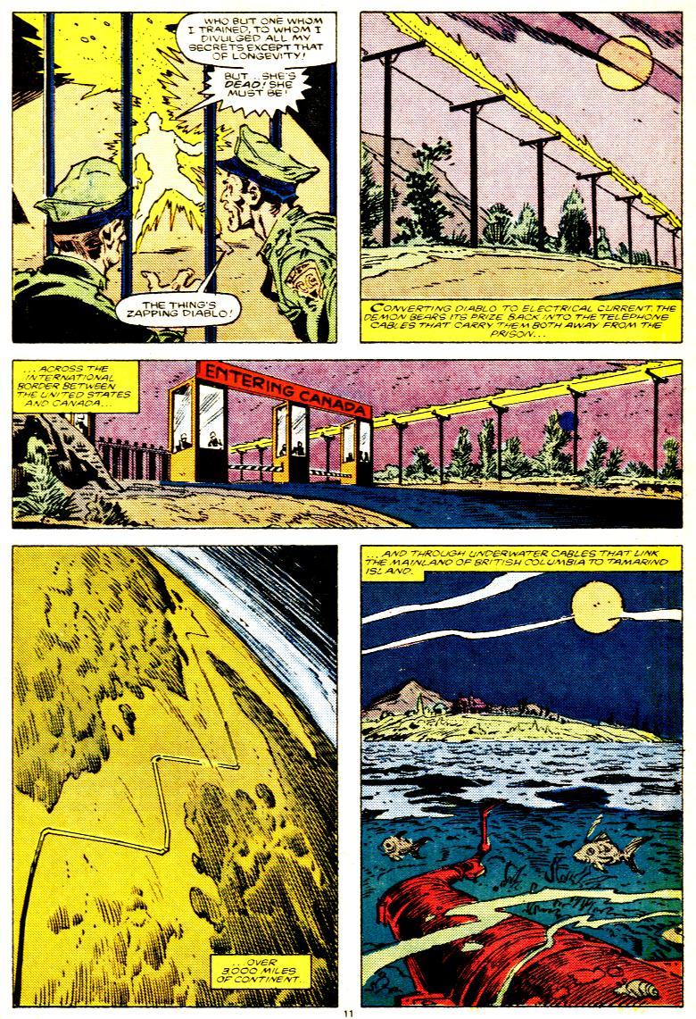 Read online Alpha Flight (1983) comic -  Issue # _Annual 1 - 12