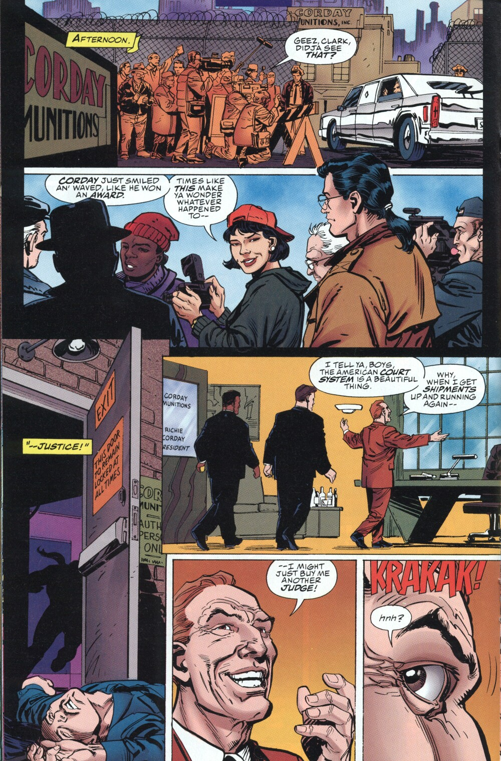 Action Comics (1938) 718 Page 13