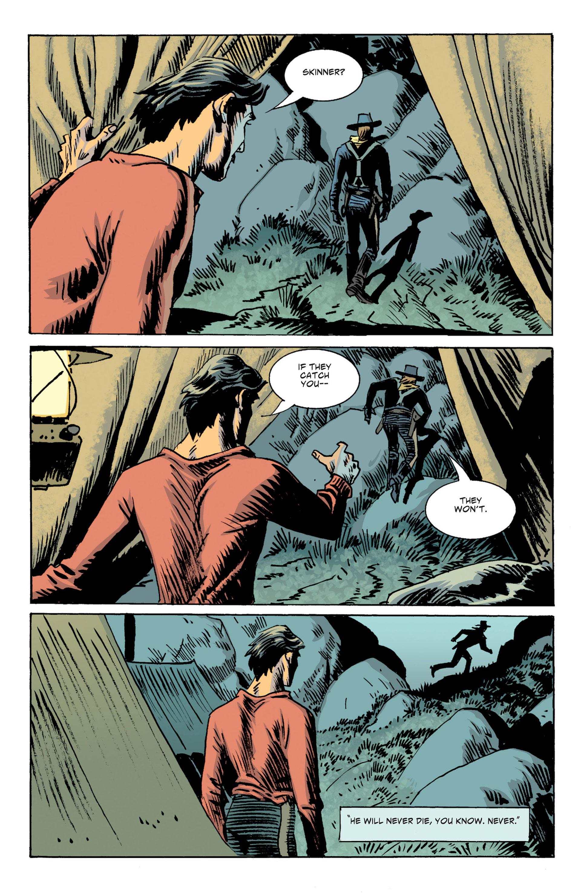 Read online American Vampire comic -  Issue #20 - 19