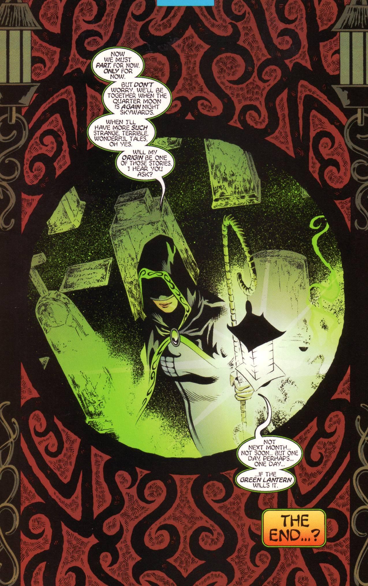 Read online Tangent Comics/ Green Lantern comic -  Issue # Full - 39