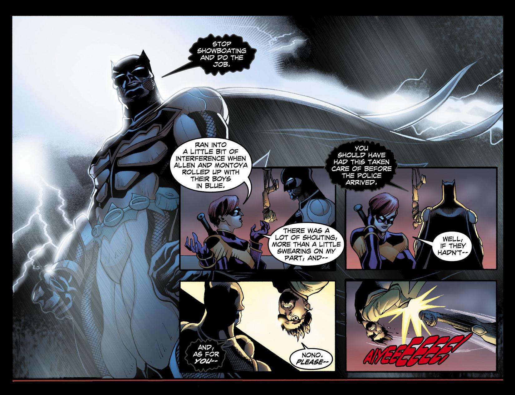 Read online Smallville: Season 11 comic -  Issue #13 - 19