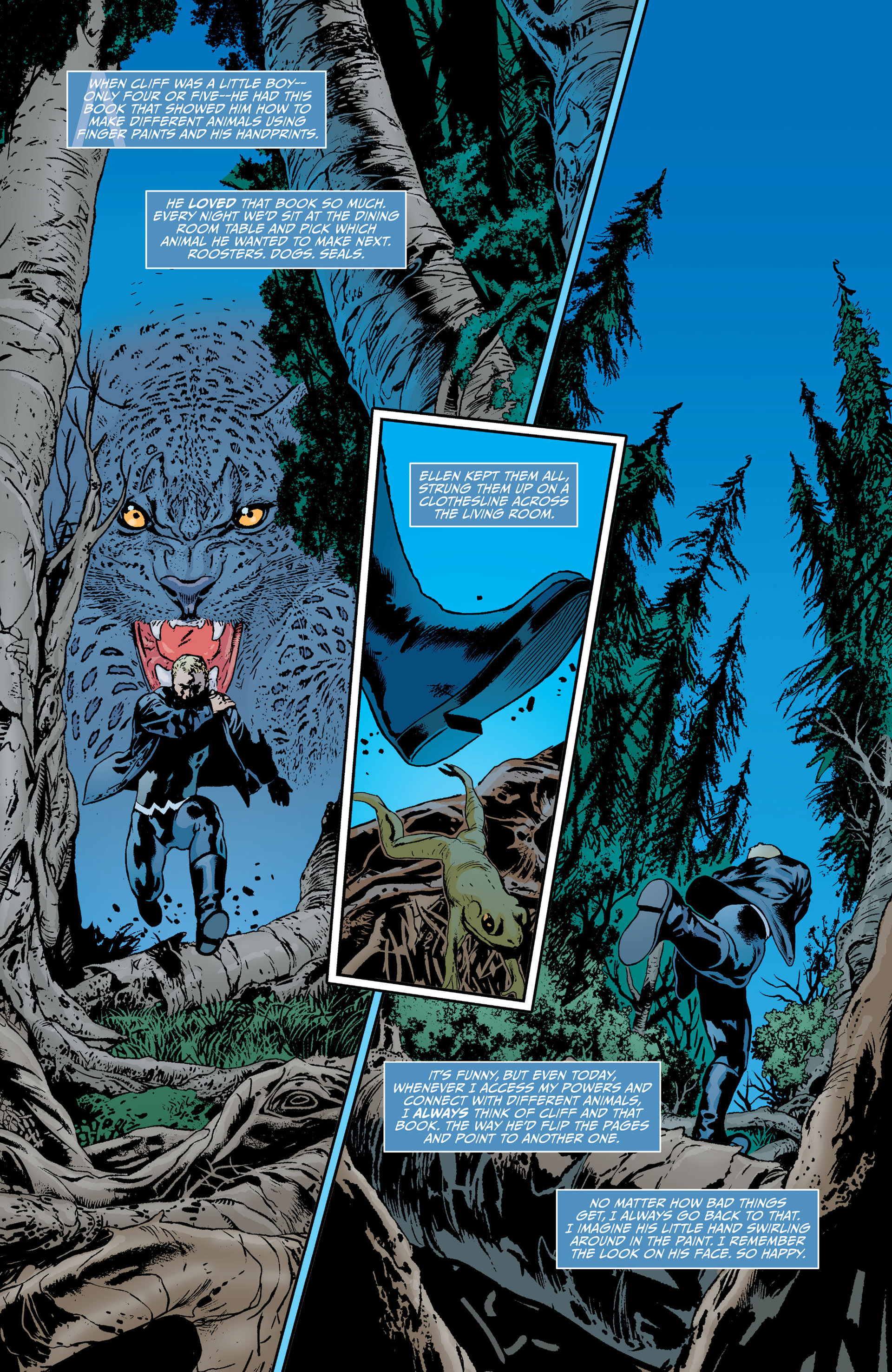 Read online Animal Man (2011) comic -  Issue #18 - 6