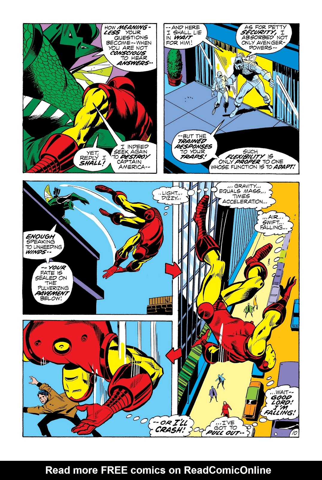 Read online Marvel Masterworks: The Invincible Iron Man comic -  Issue # TPB 8 (Part 3) - 20