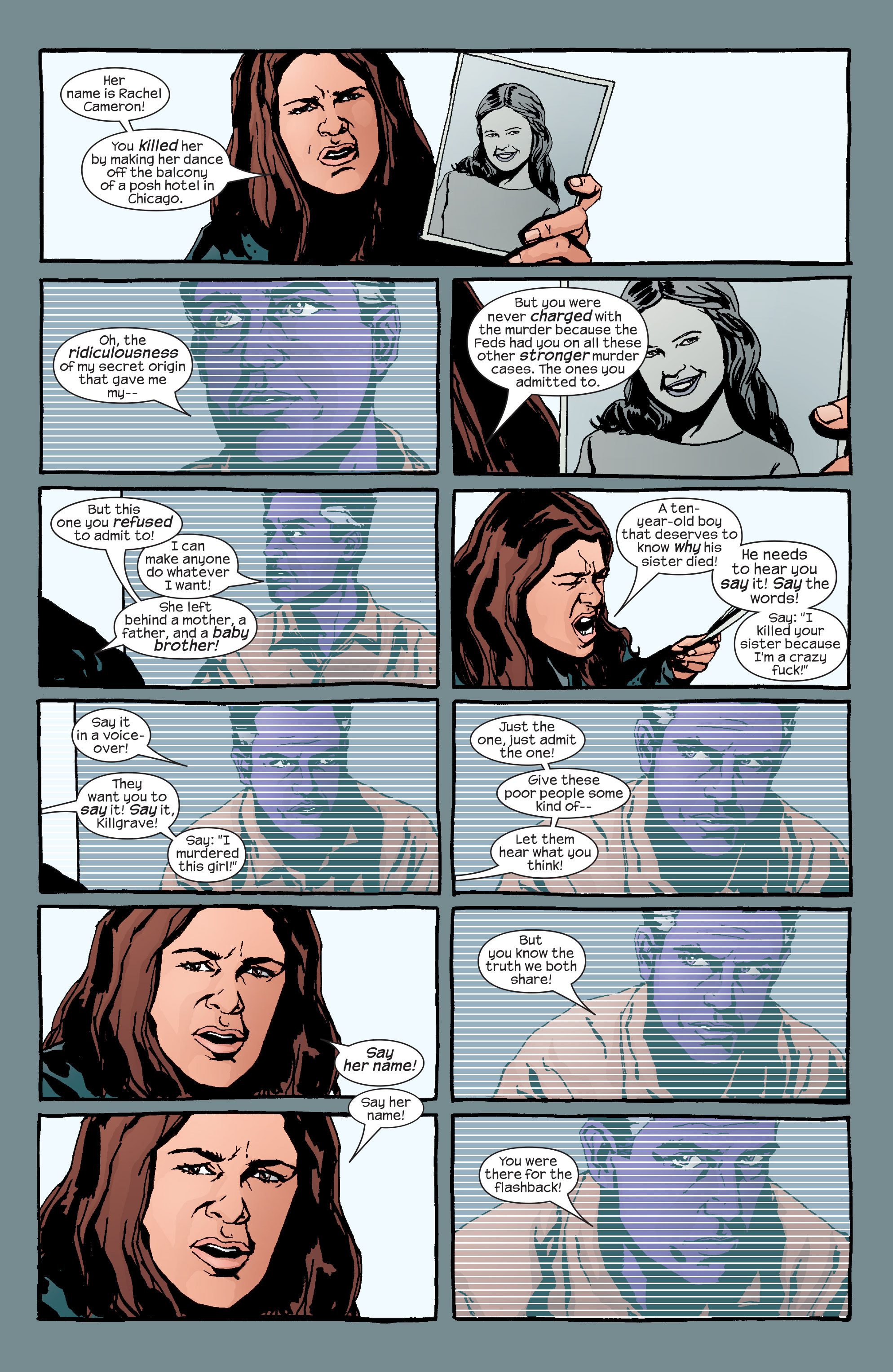 Read online Alias comic -  Issue #27 - 5