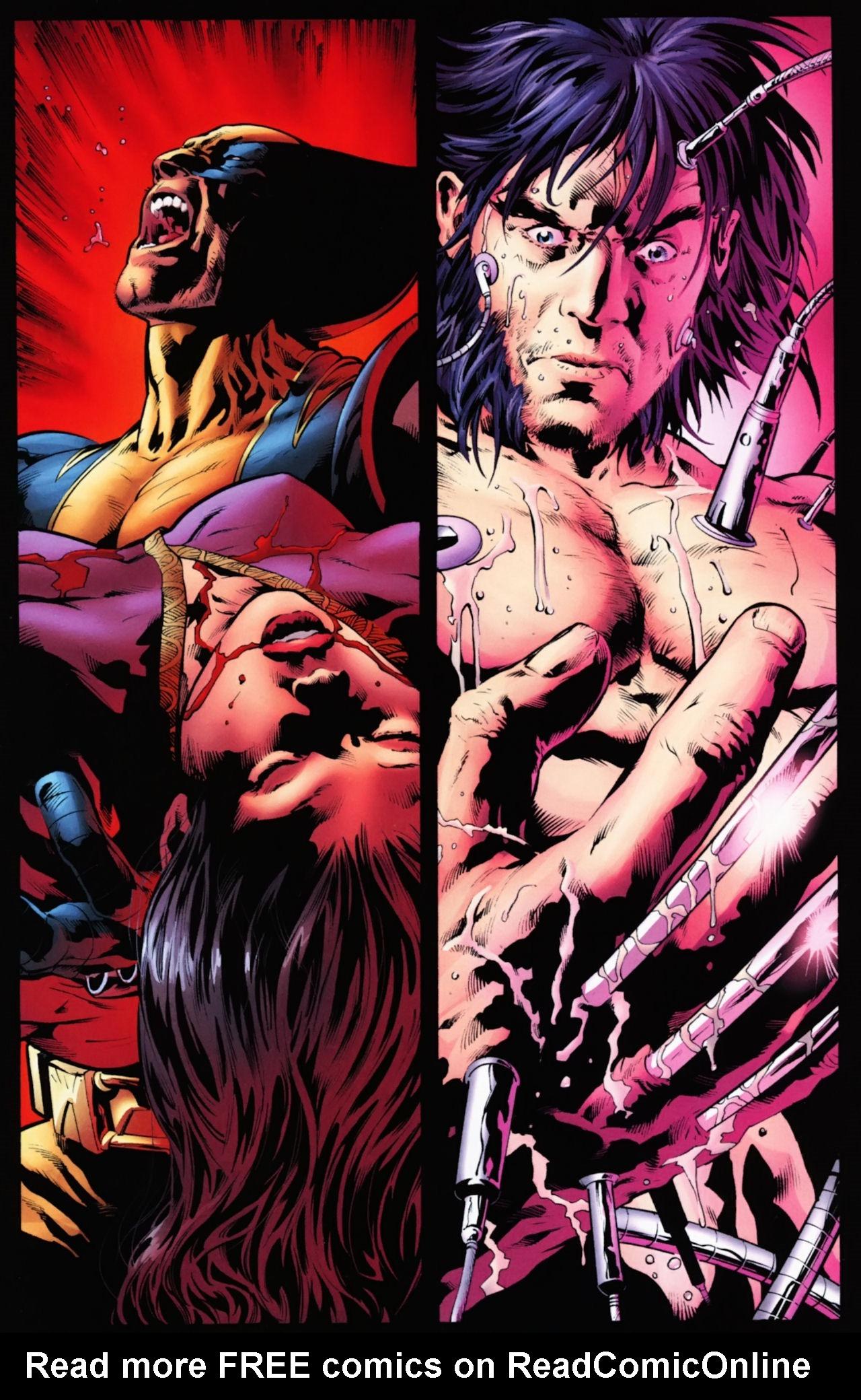 Read online Wolverine: Origins comic -  Issue #49 - 5