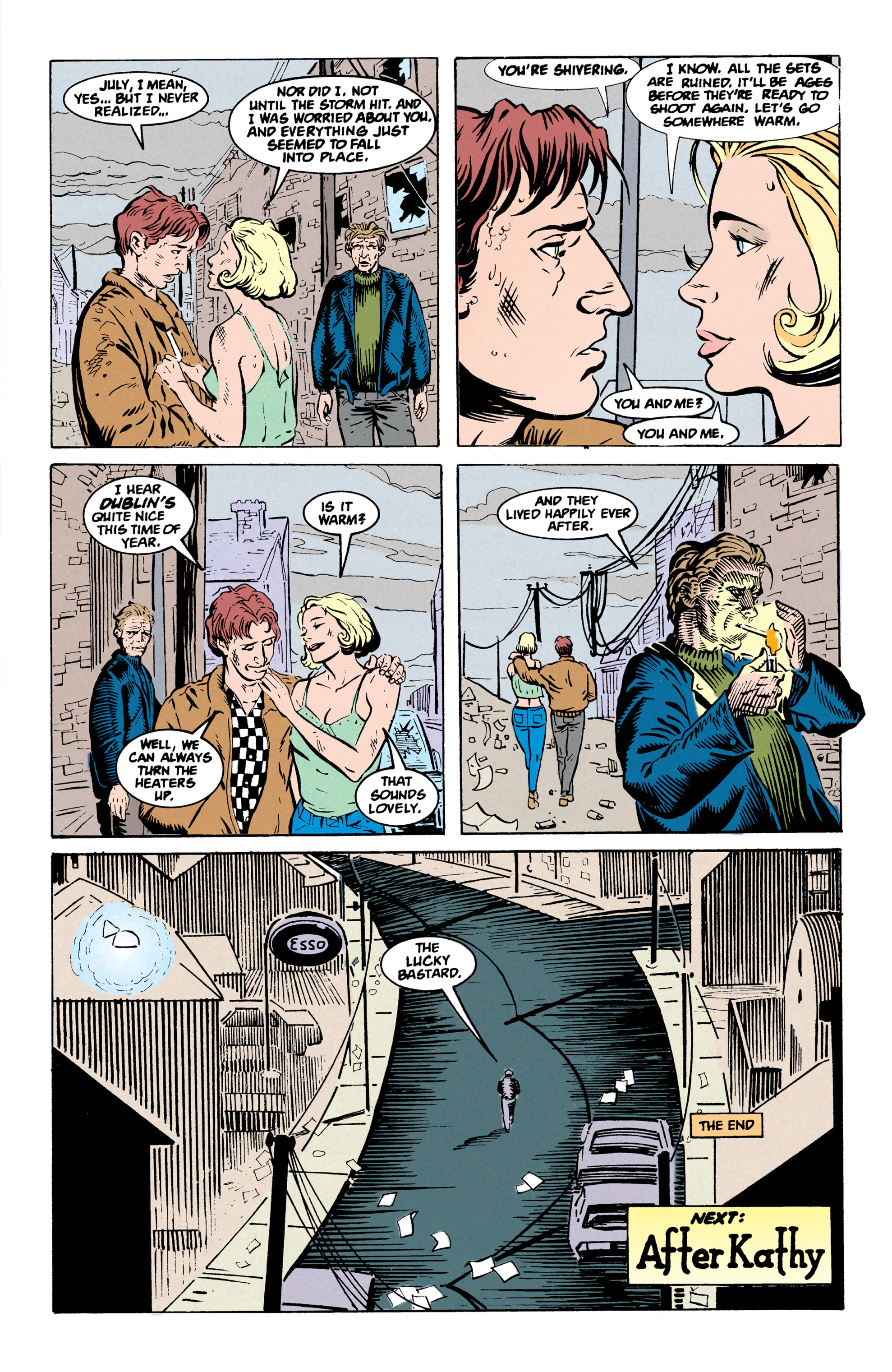 Read online Shade, the Changing Man comic -  Issue #67 - 24