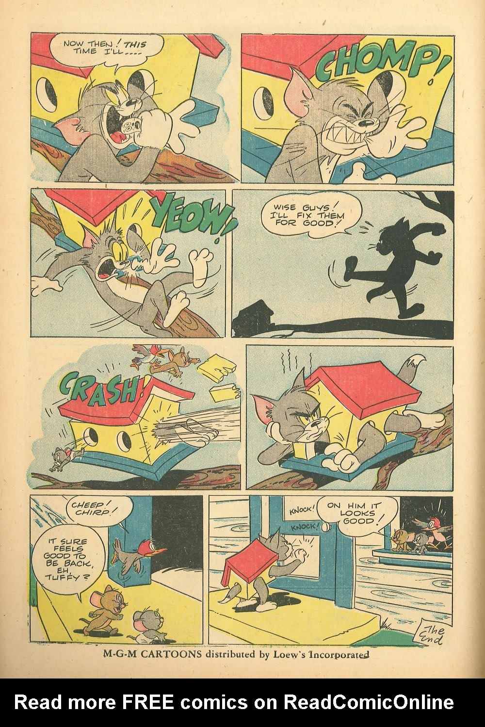 Our Gang with Tom & Jerry issue 59 - Page 12