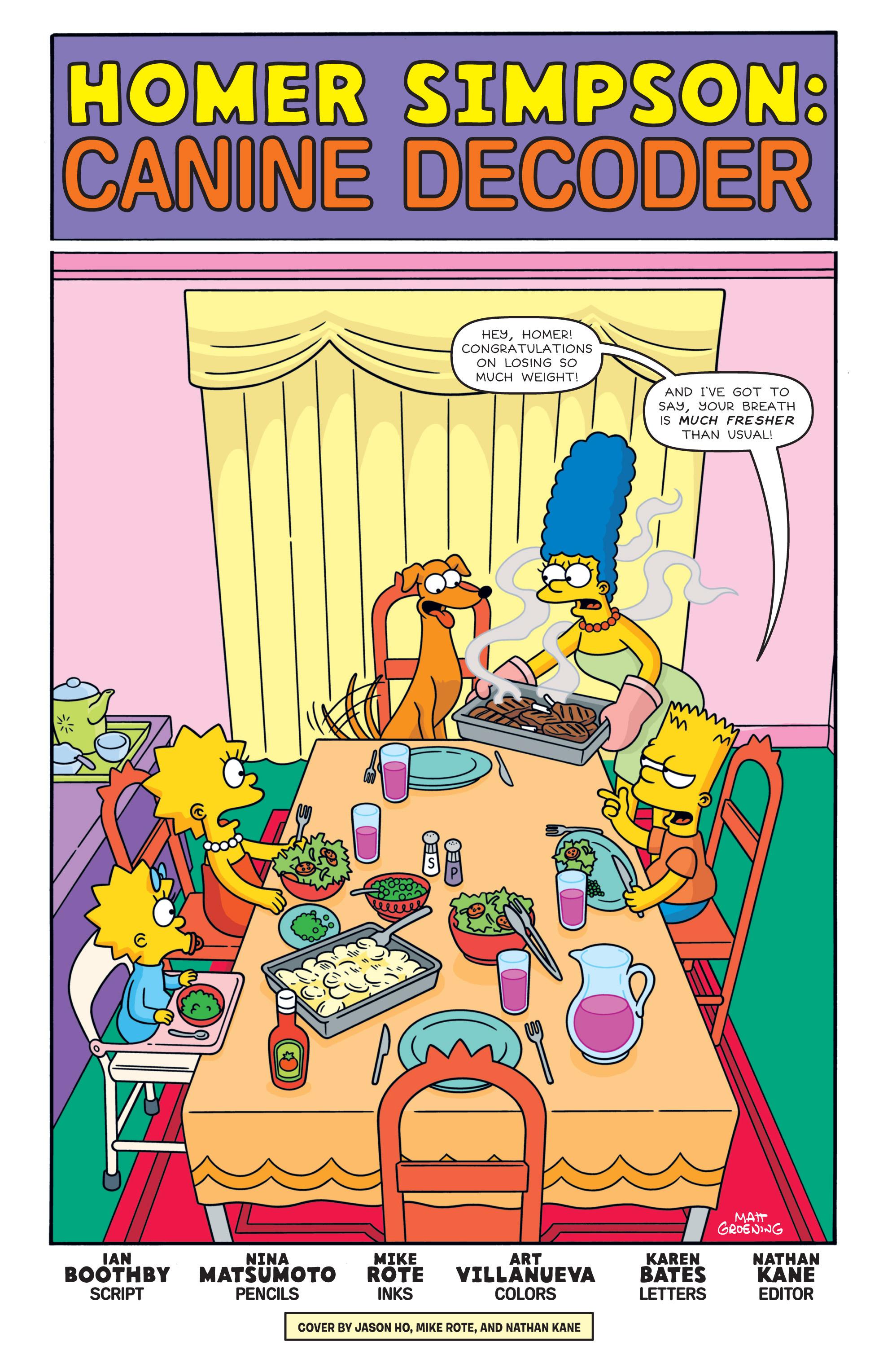 Read online Simpsons Comics comic -  Issue #194 - 2