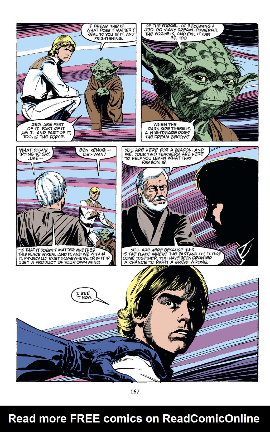Read online Star Wars Omnibus comic -  Issue # Vol. 21 - 160