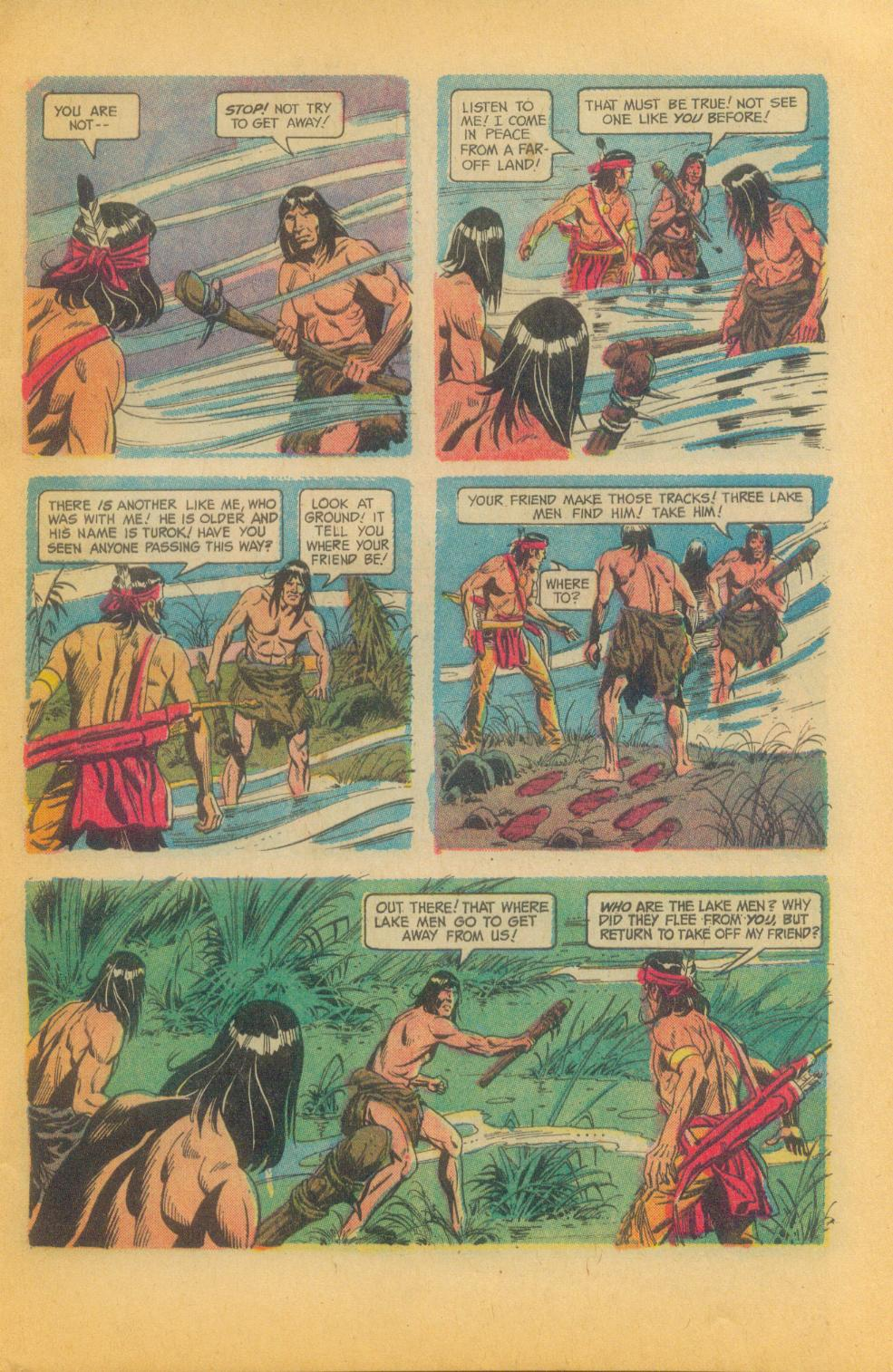 Read online Turok, Son of Stone comic -  Issue #82 - 9