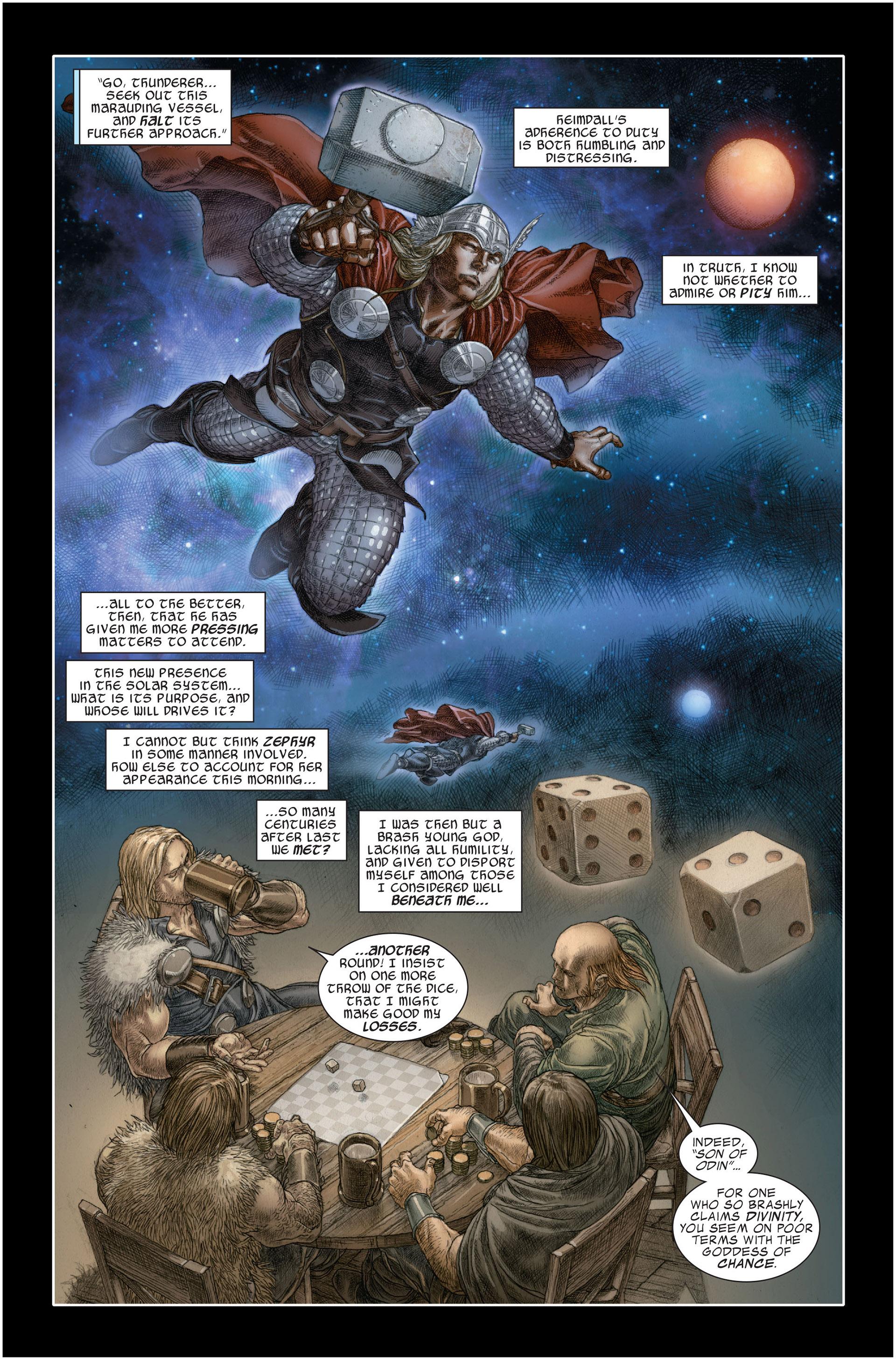 Read online Astonishing Thor comic -  Issue #1 - 10