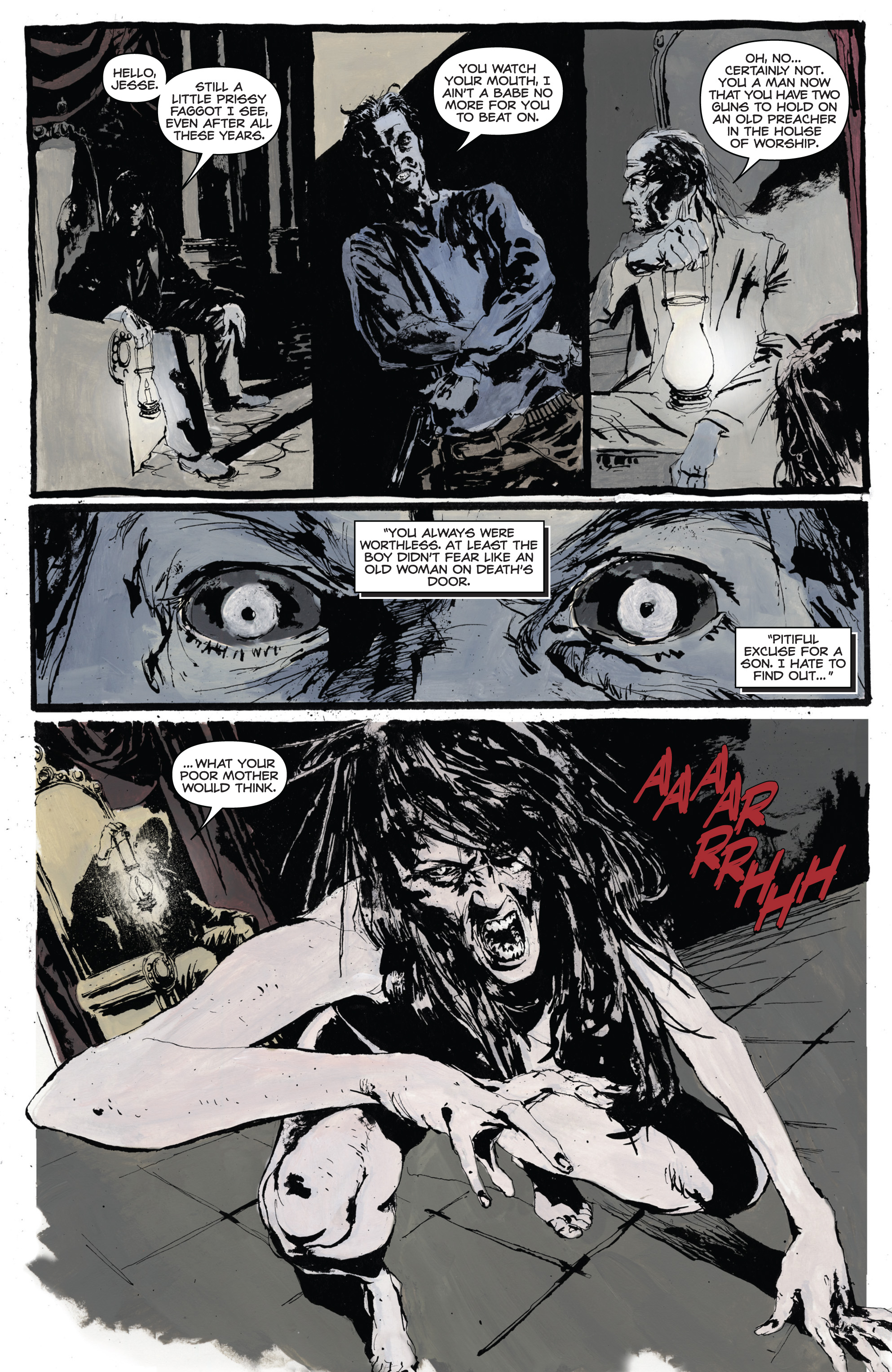Read online Dead Irons comic -  Issue # TPB - 90