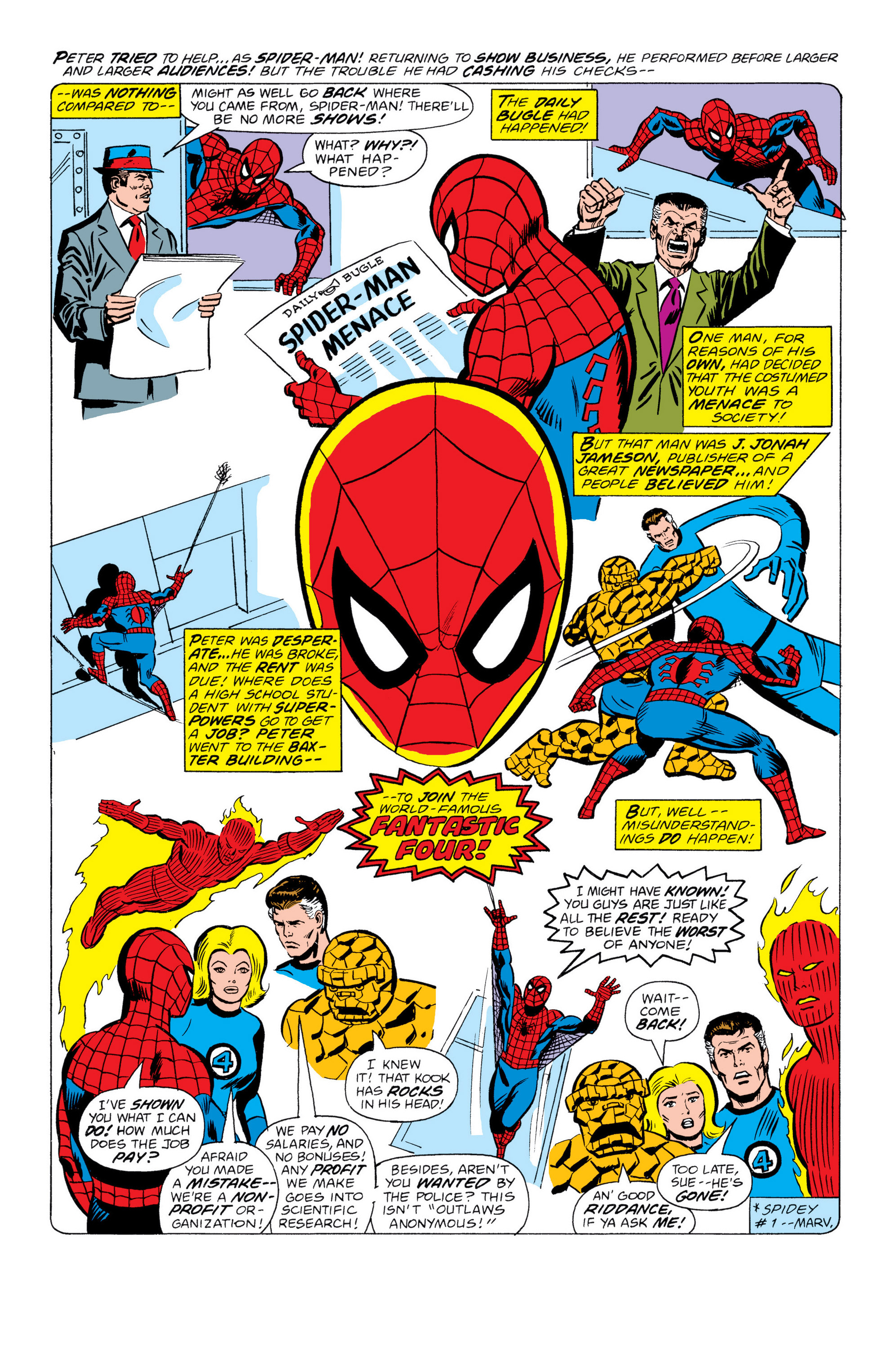 The Amazing Spider-Man (1963) 181 Page 7