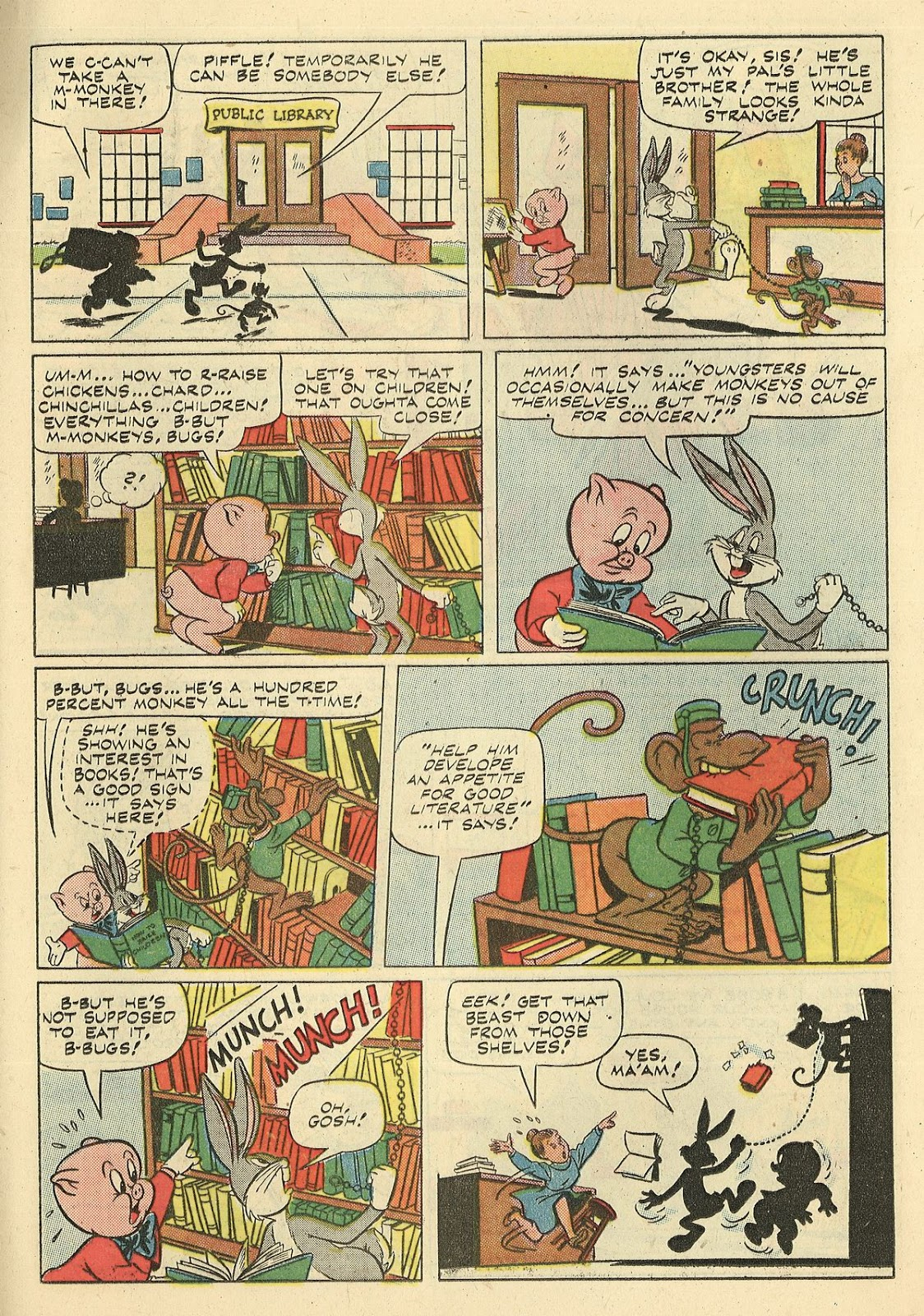 Bugs Bunny (1952) issue 32 - Page 25
