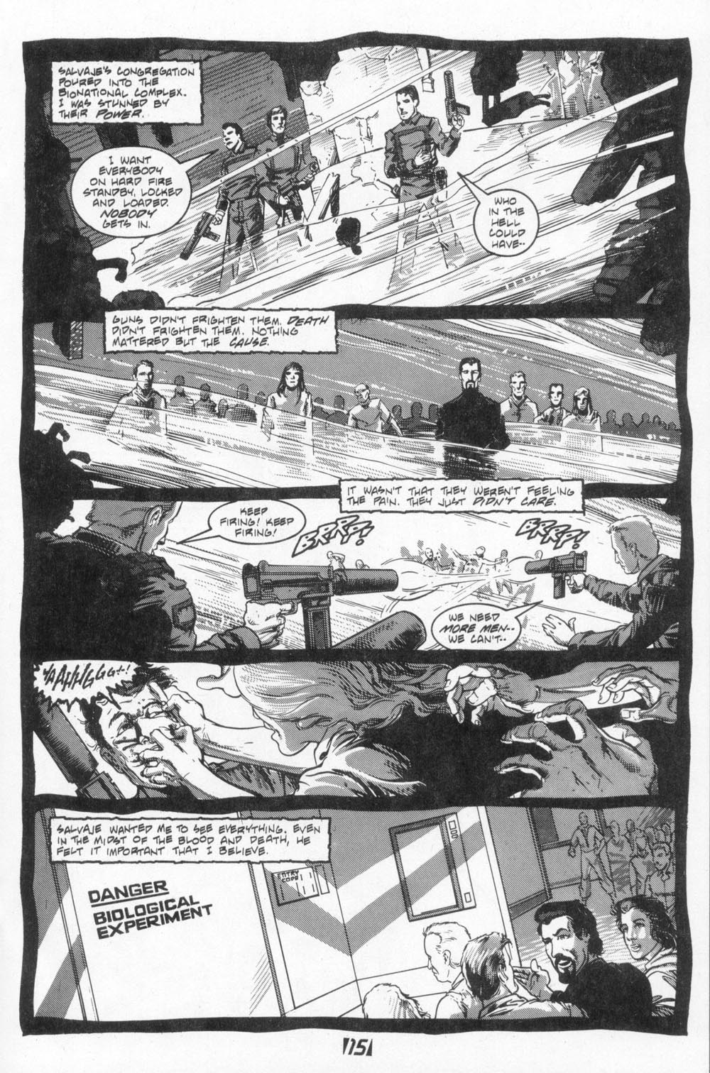 Read online Aliens (1988) comic -  Issue #4 - 17