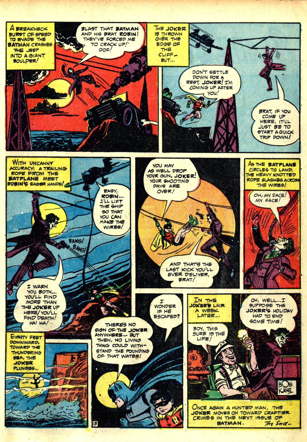 Detective Comics (1937) 64 Page 14