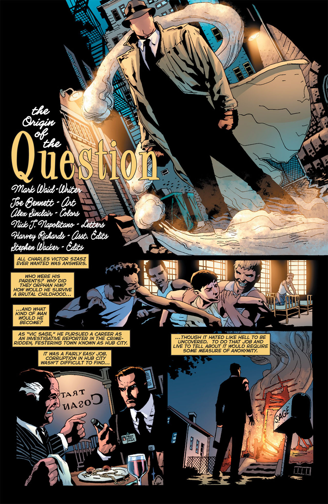 Read online 52 comic -  Issue #18 - 22