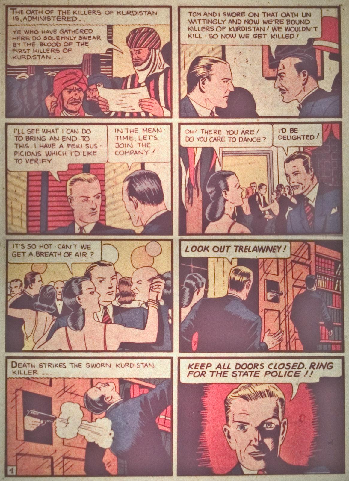Read online Detective Comics (1937) comic -  Issue #27 - 14