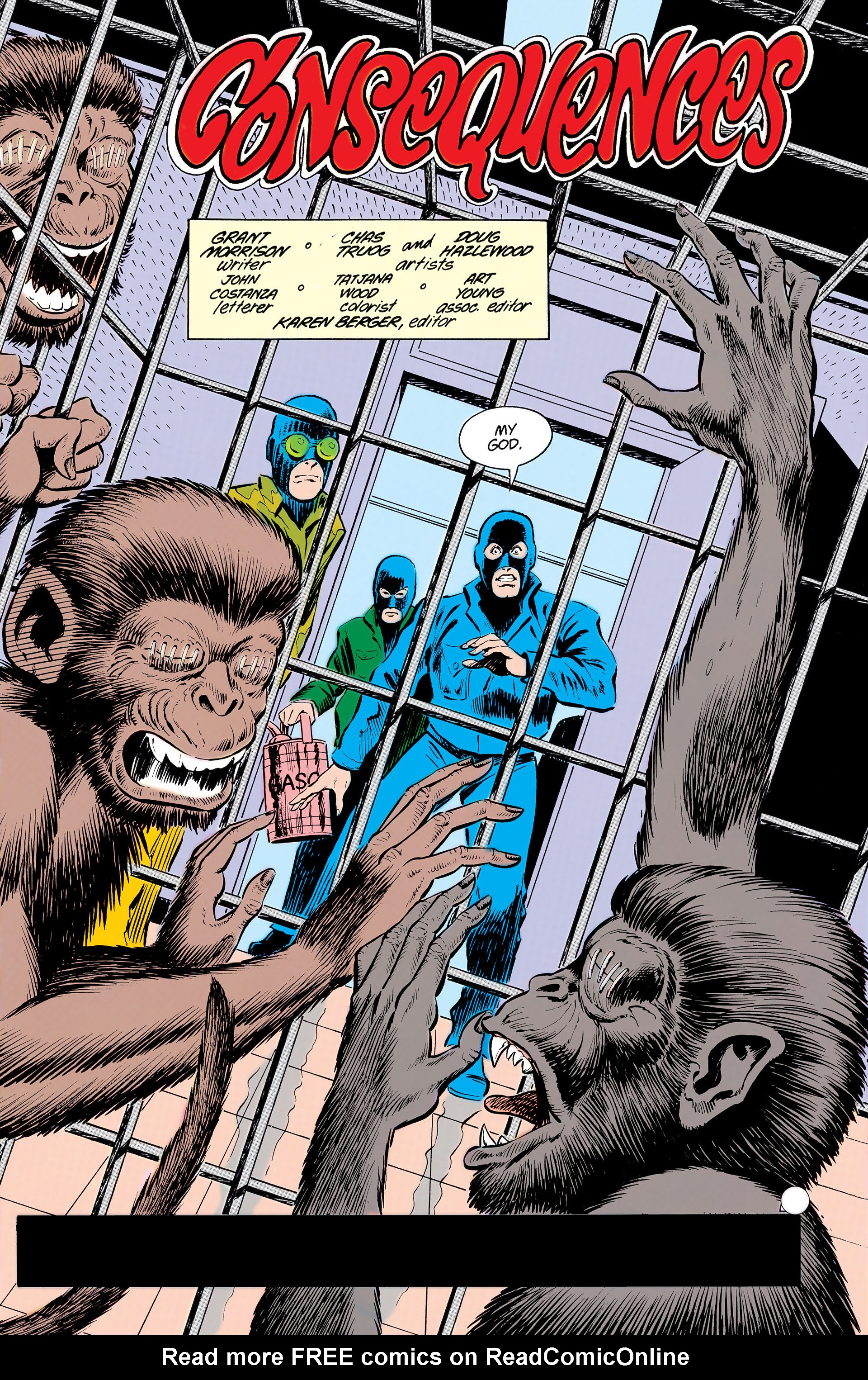 Read online Animal Man (1988) comic -  Issue #17 - 6