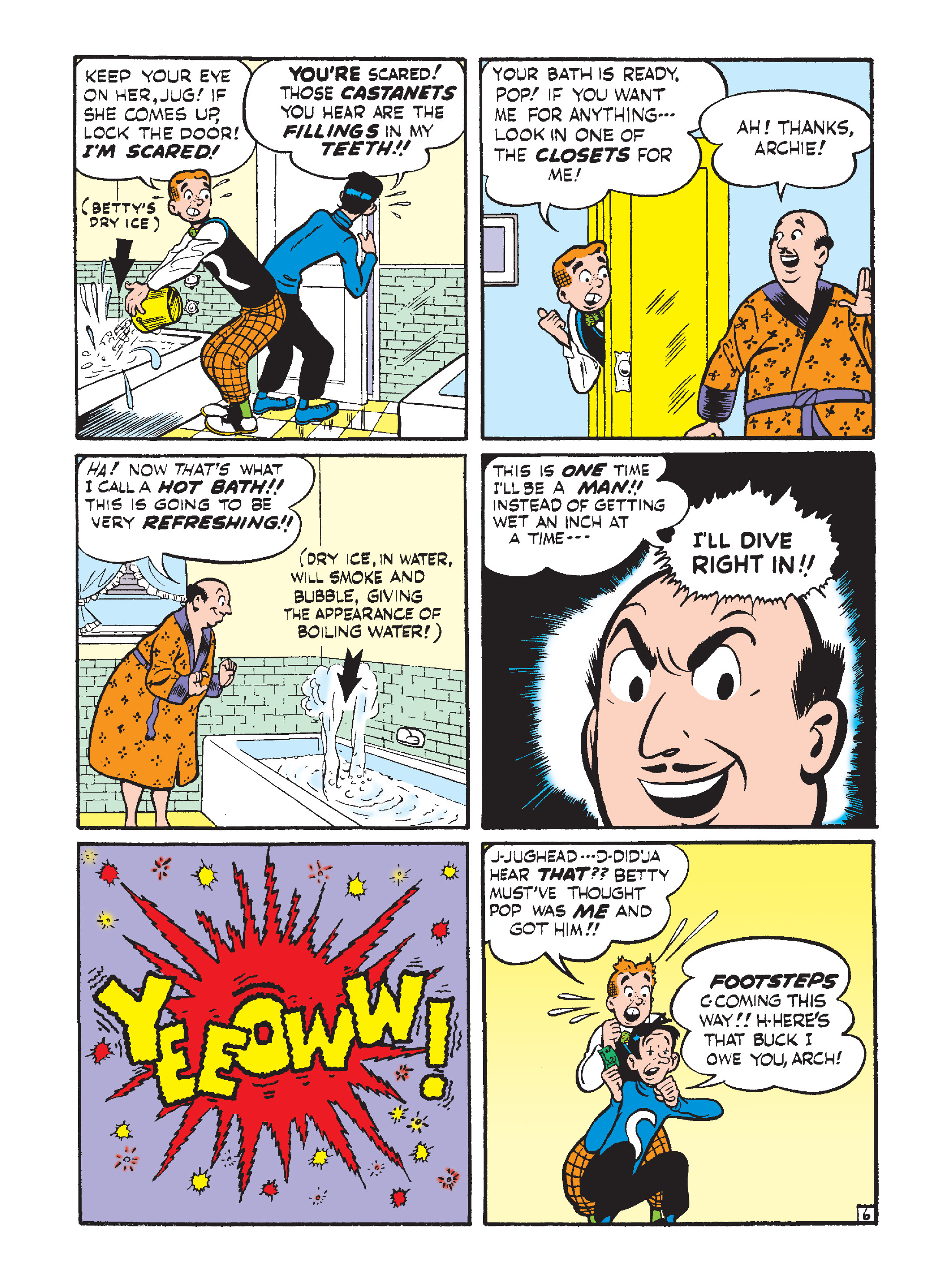 Read online Archie 75th Anniversary Digest comic -  Issue #4 - 194