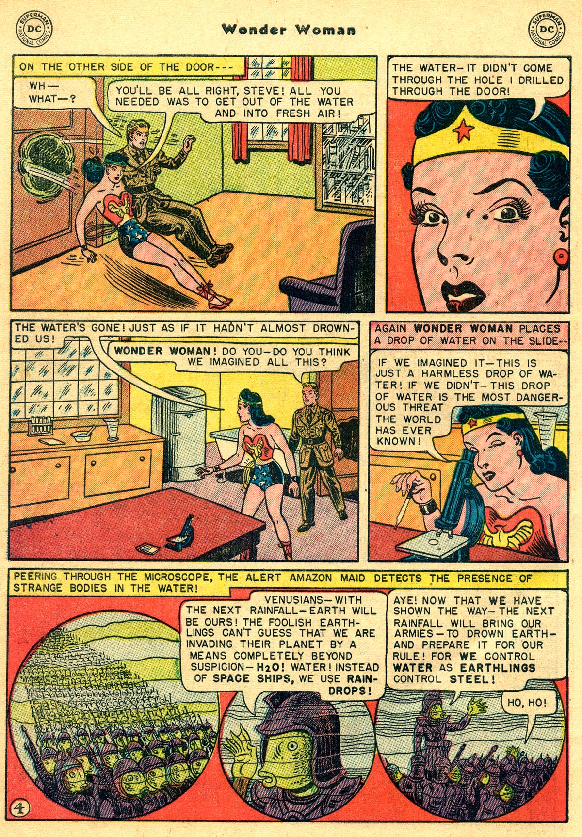 Read online Wonder Woman (1942) comic -  Issue #55 - 36