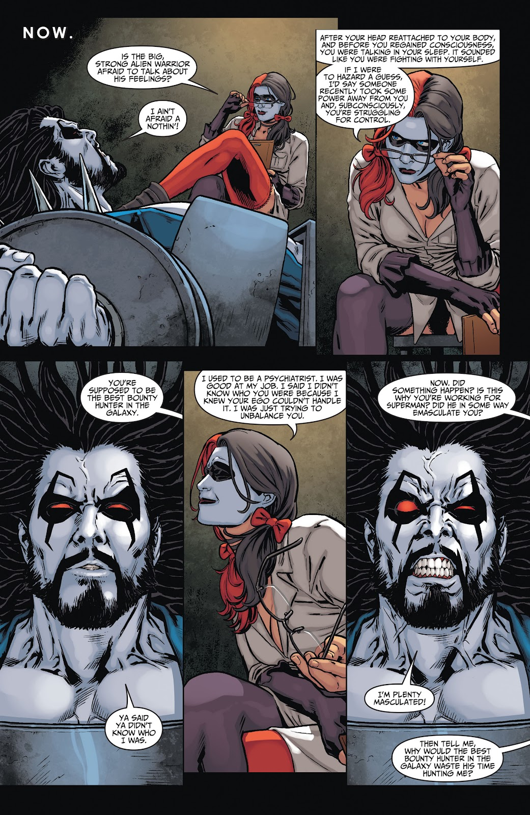 Injustice: Gods Among Us [I] issue _Annual_1 - Page 36