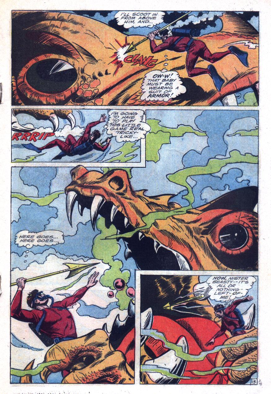 Read online Sea Devils comic -  Issue #29 - 20