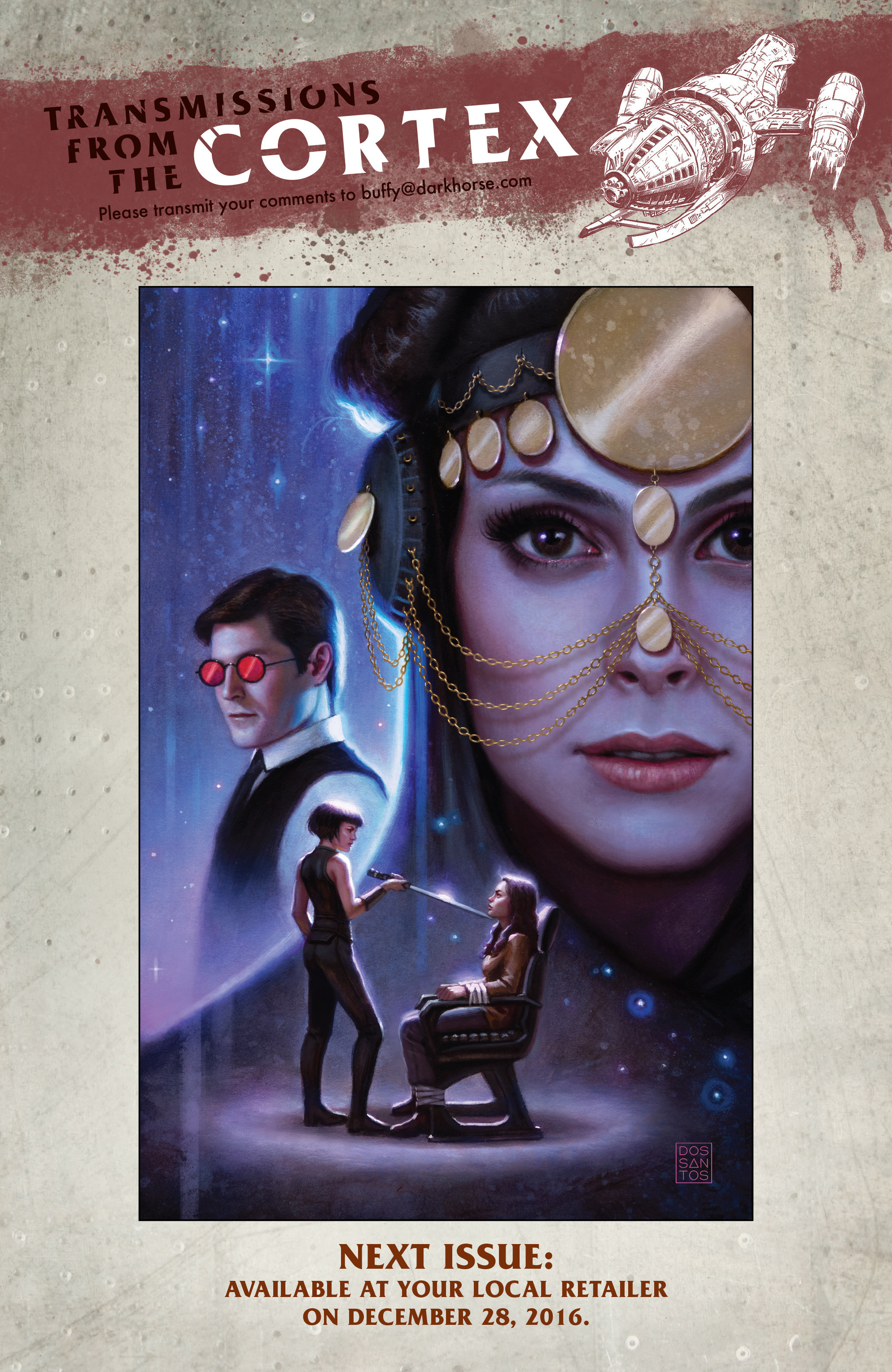 Read online Serenity: Firefly Class 03-K64 – No Power in the 'Verse comic -  Issue #2 - 26