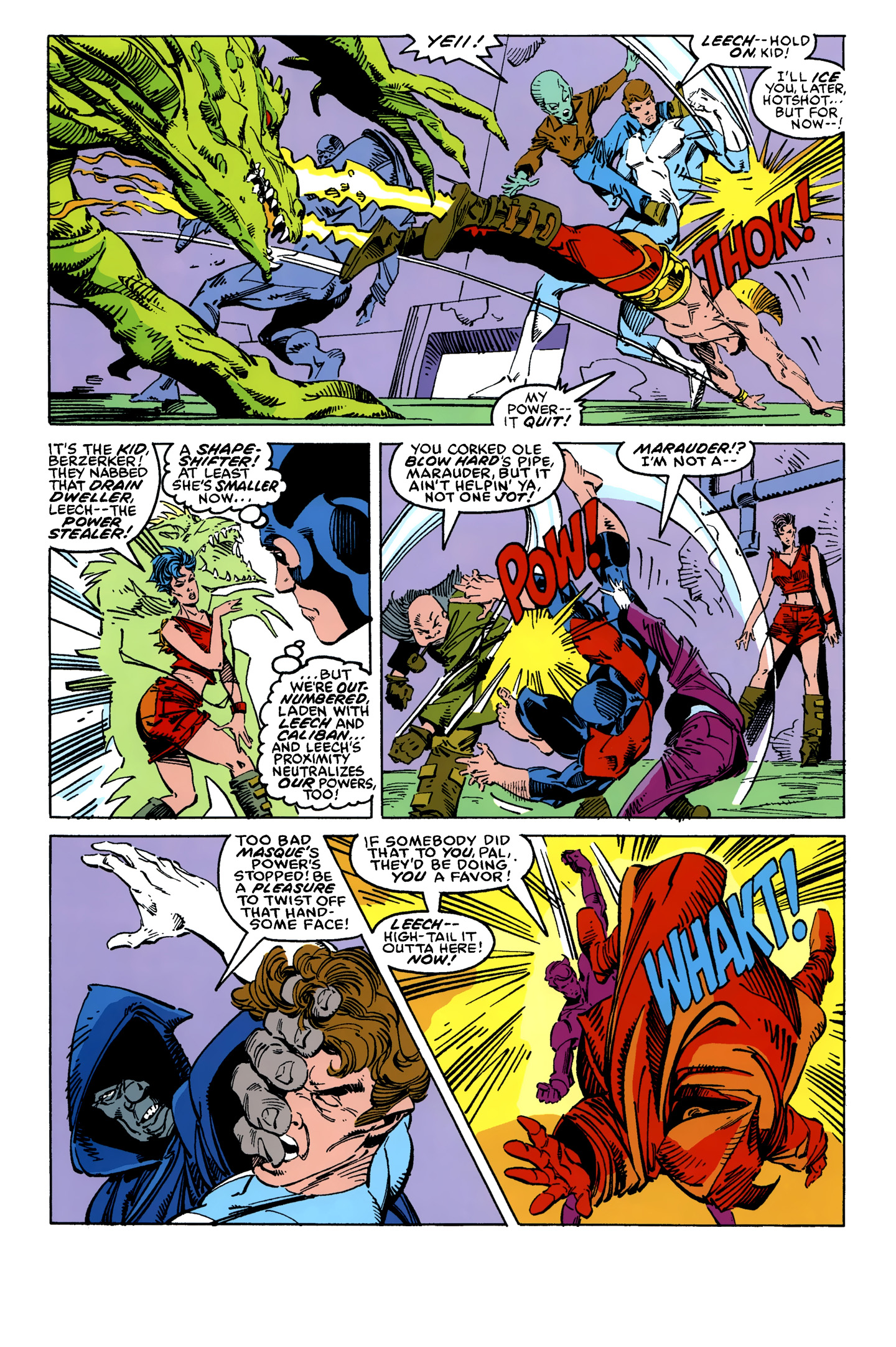 Read online X-Factor (1986) comic -  Issue #11 - 3