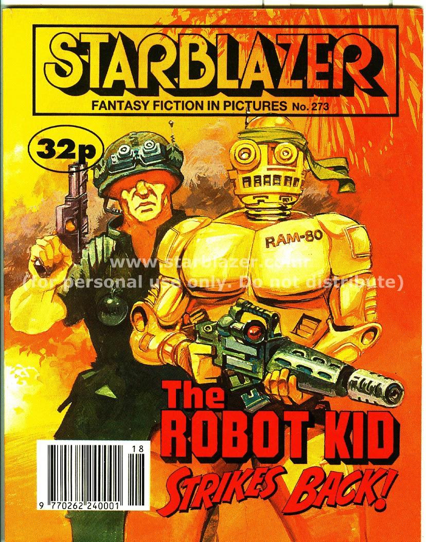 Starblazer issue 273 - Page 1