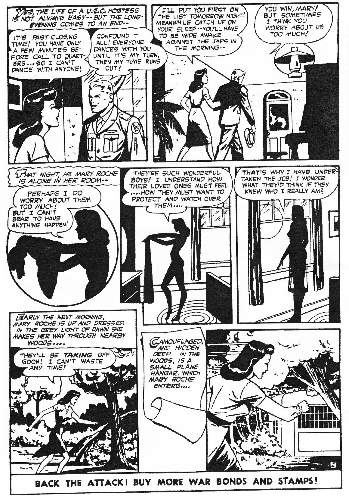 Read online Men of Mystery Comics comic -  Issue #82 - 68