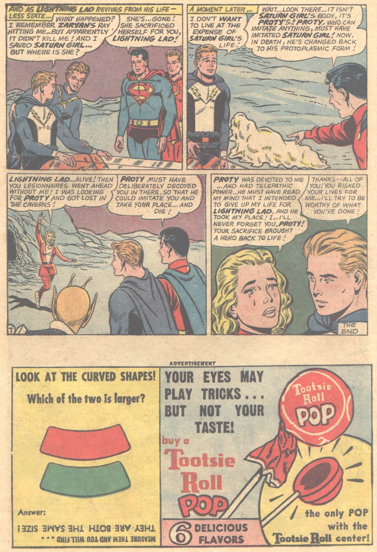 Read online Adventure Comics (1938) comic -  Issue #312 - 18