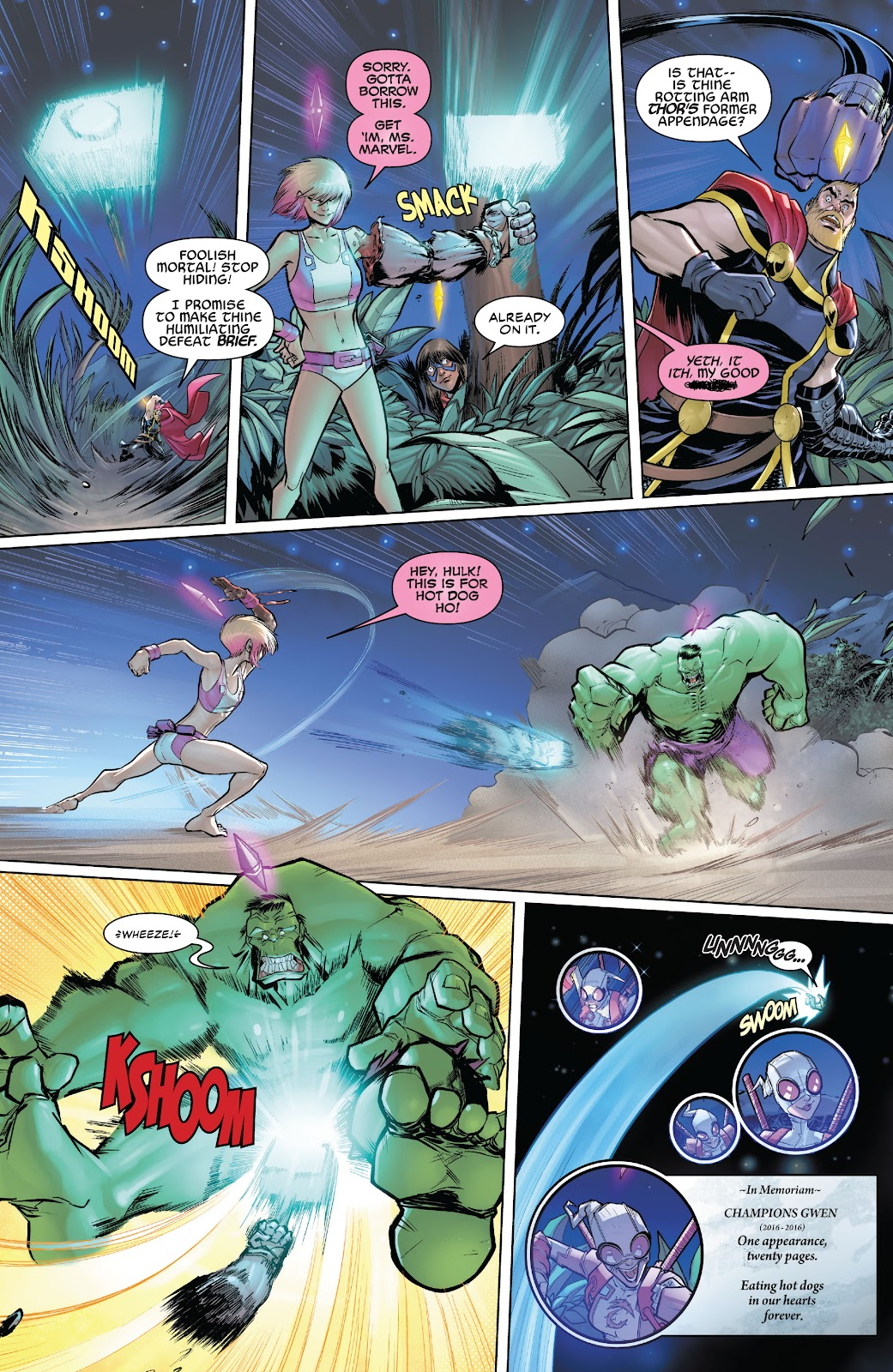Gwenpool Strikes Back issue _TPB - Page 88