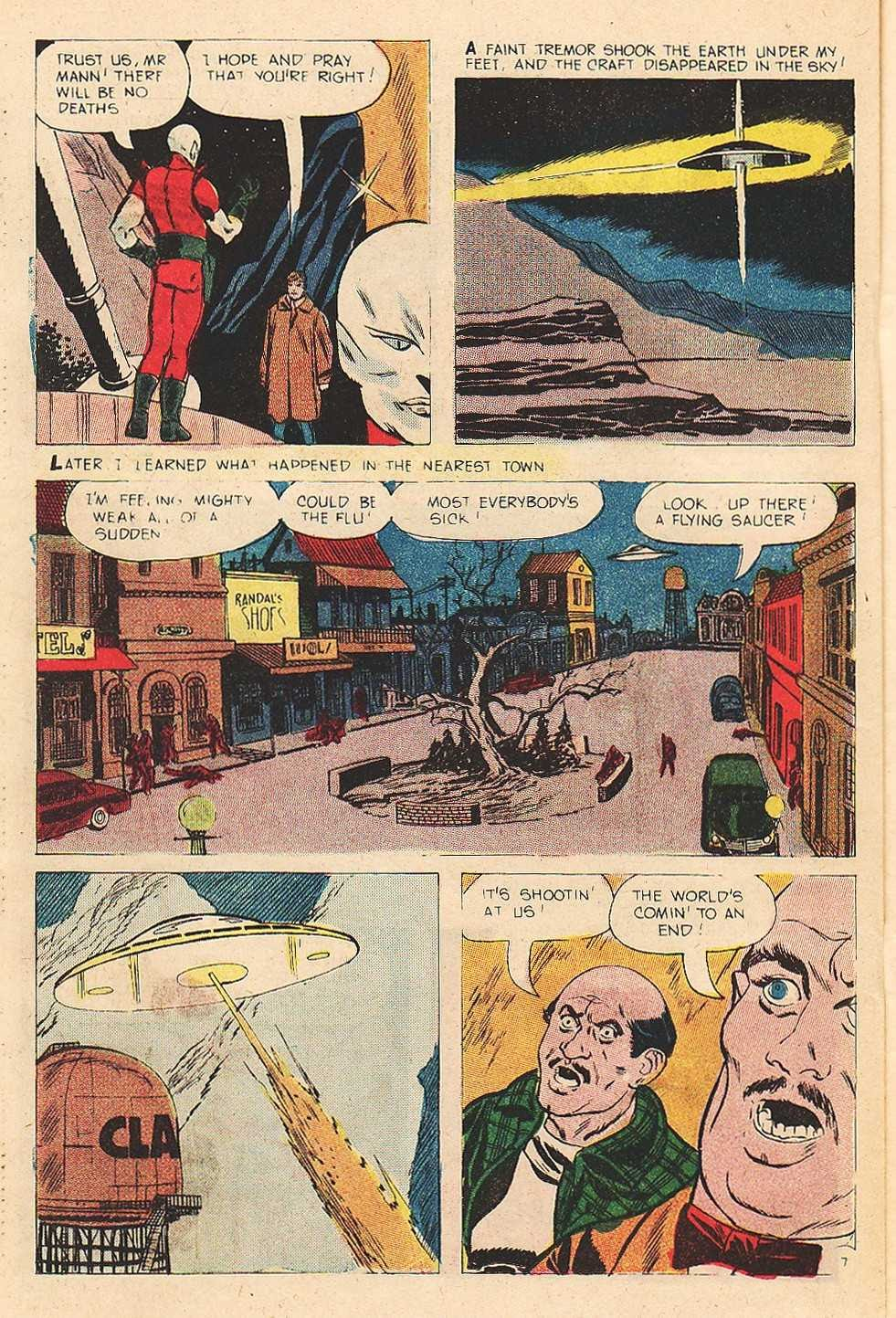 Space Adventures (1968) issue 1 - Page 20