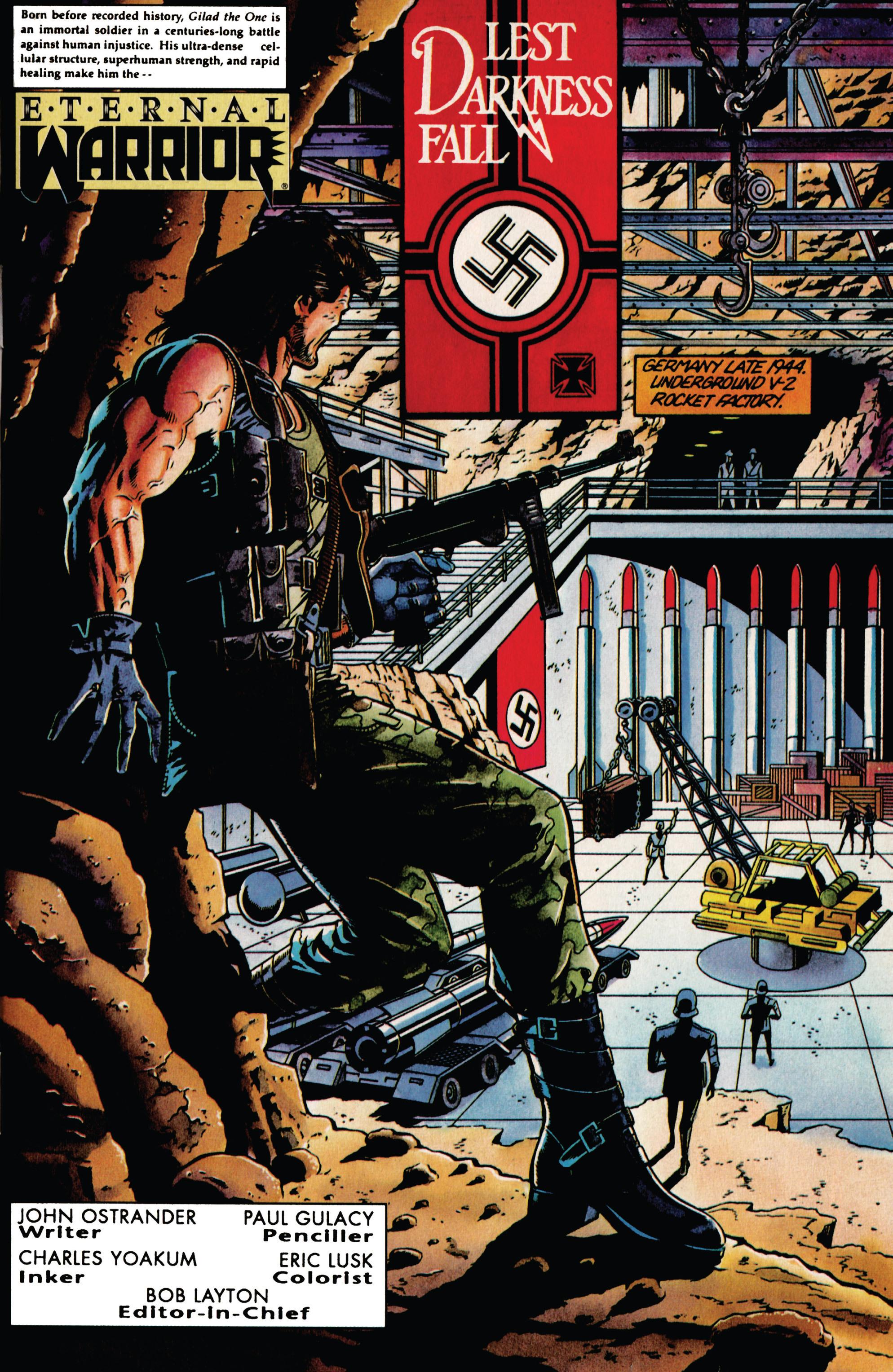 Read online Eternal Warrior (1992) comic -  Issue #36 - 2
